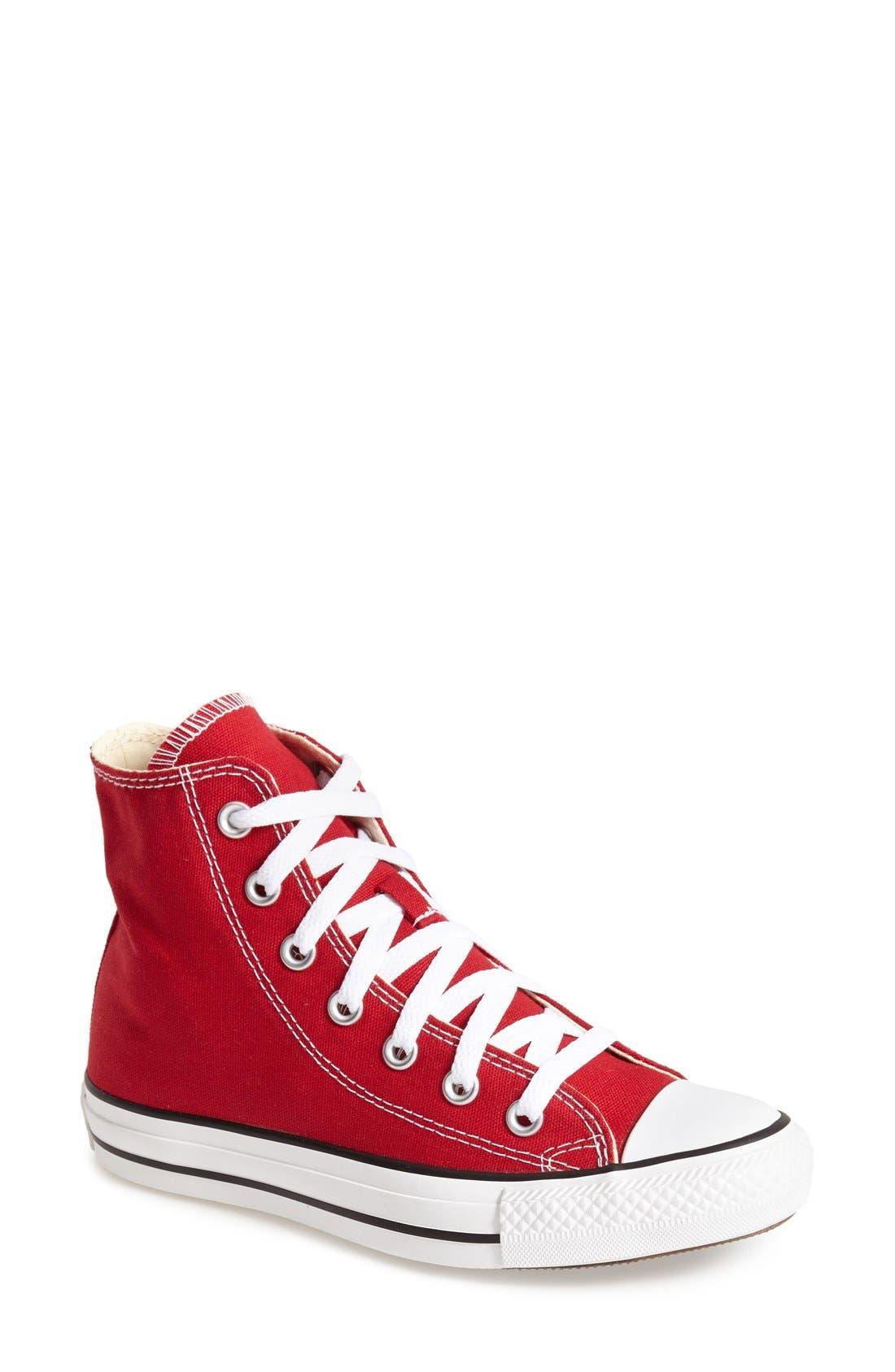 Alternate Image 1 Selected - Converse Chuck Taylor® All Star® 'Seasonal' High Top Sneaker (Women)