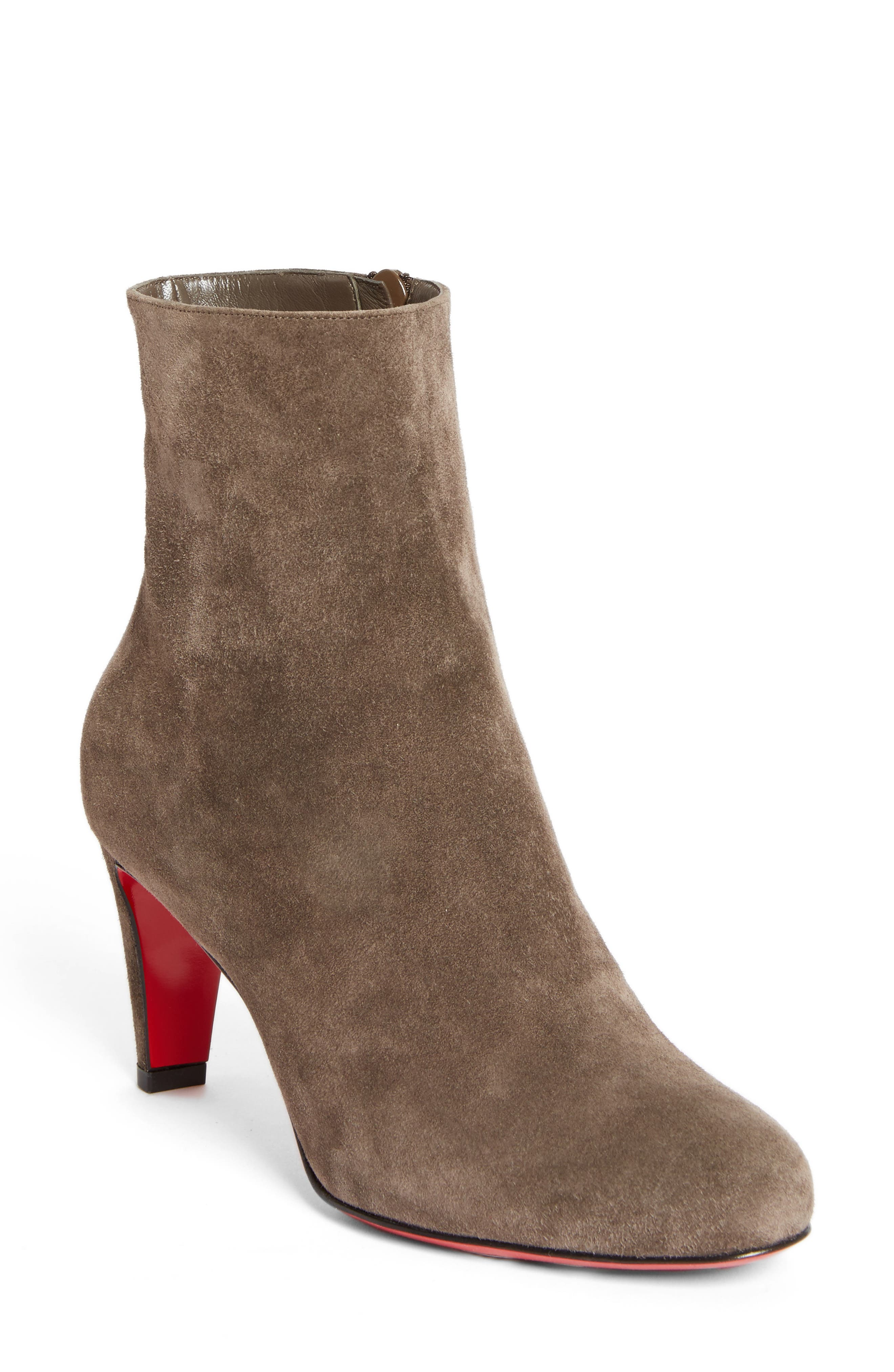 Alternate Image 1 Selected - Christian Louboutin 'Top' Ankle Bootie