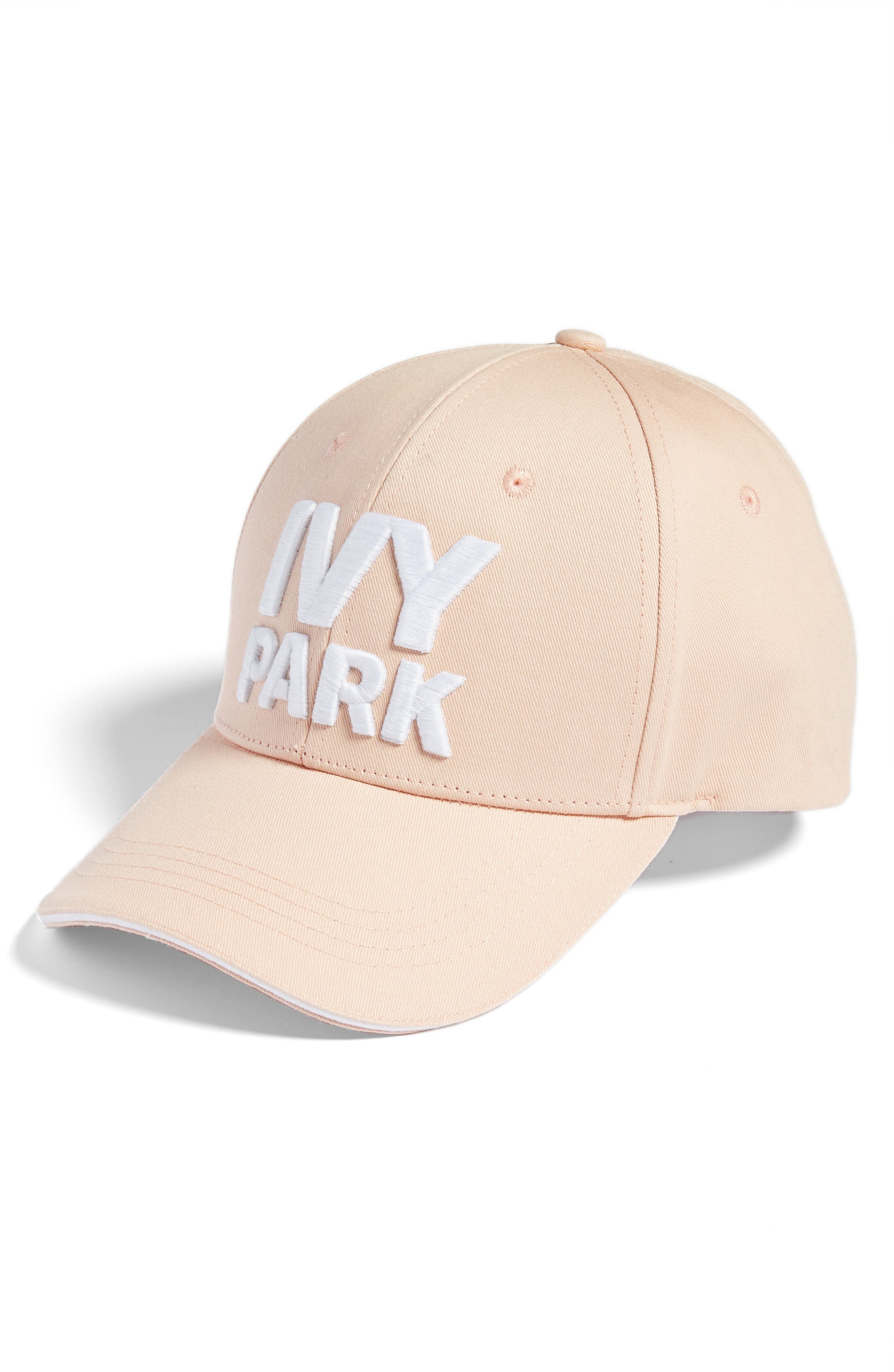 Alternate Image 1 Selected - IVY PARK® Logo Baseball Cap