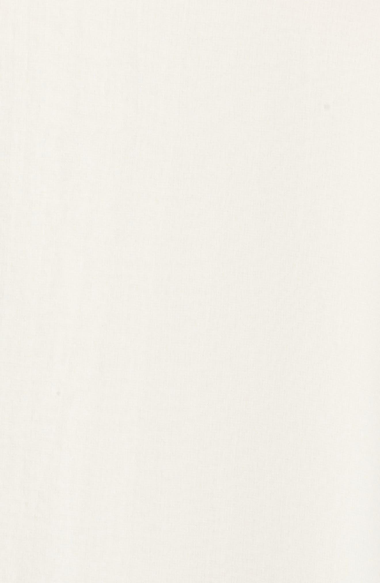 Alternate Image 5  - NSR Chiffon Midi Dress