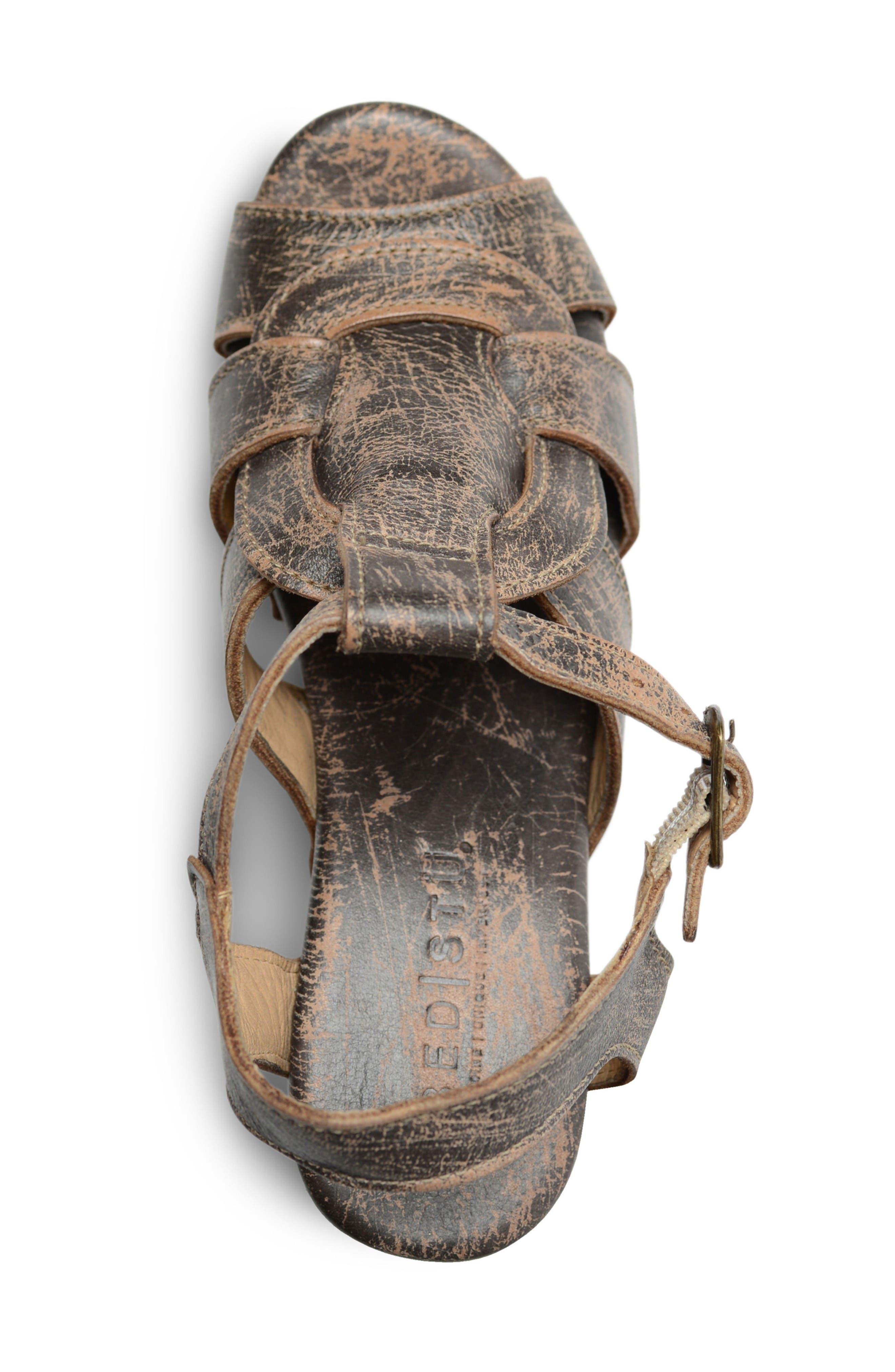 Alternate Image 3  - Bed Stu Caitlin Block Heel Sandal (Women)