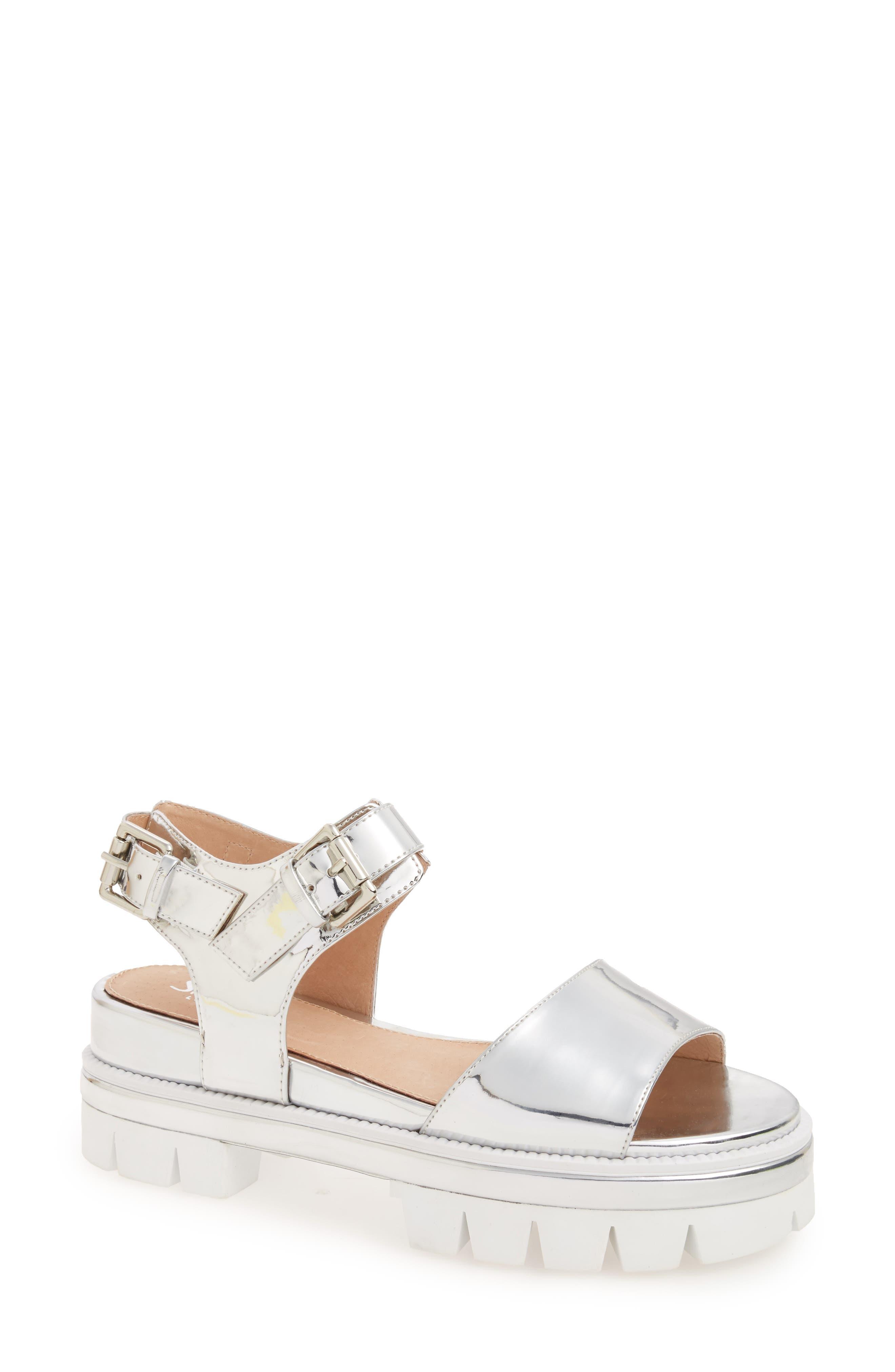 Alternate Image 1 Selected - Shellys London Dita Platform Sandal (Women)