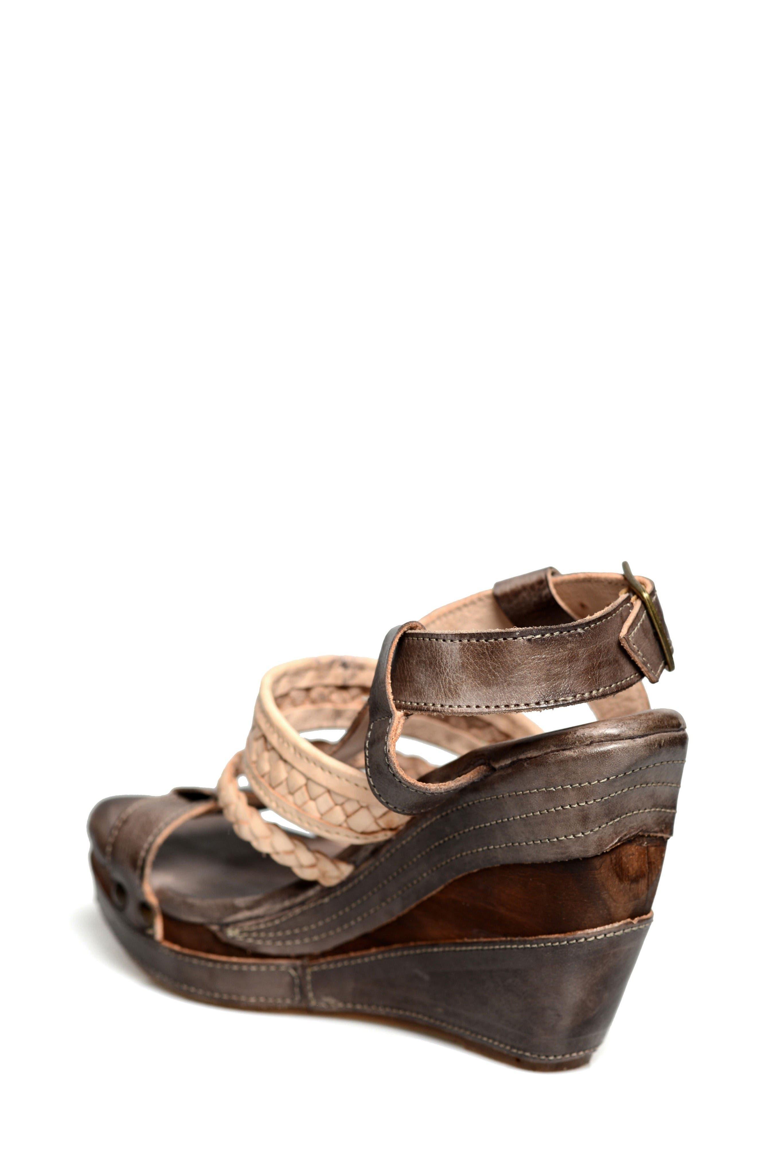 Alternate Image 2  - Bed Stu Jaslyn Strappy Platform Sandal (Women)