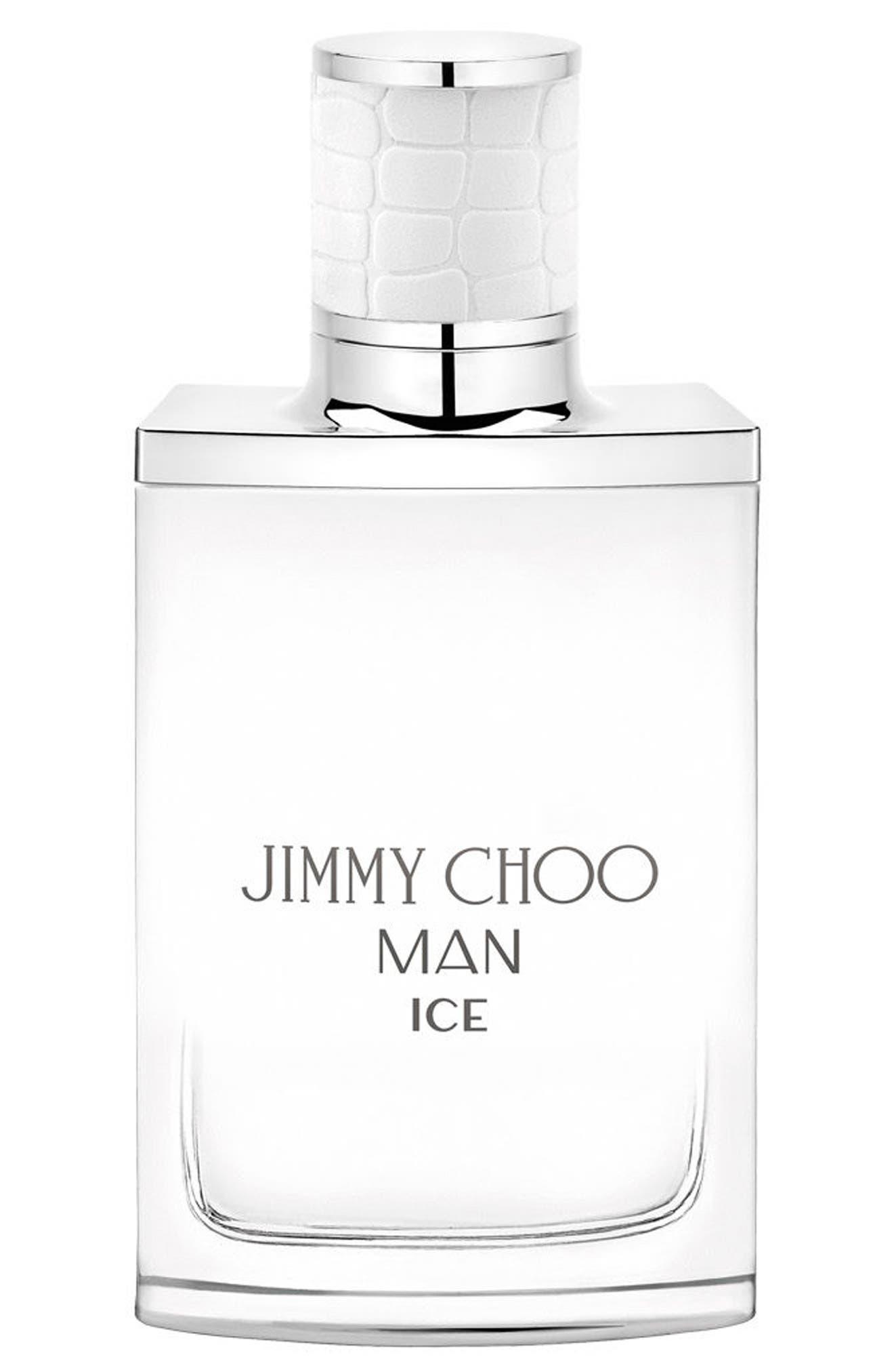 Alternate Image 2  - Jimmy Choo MAN Ice Eau de Toilette