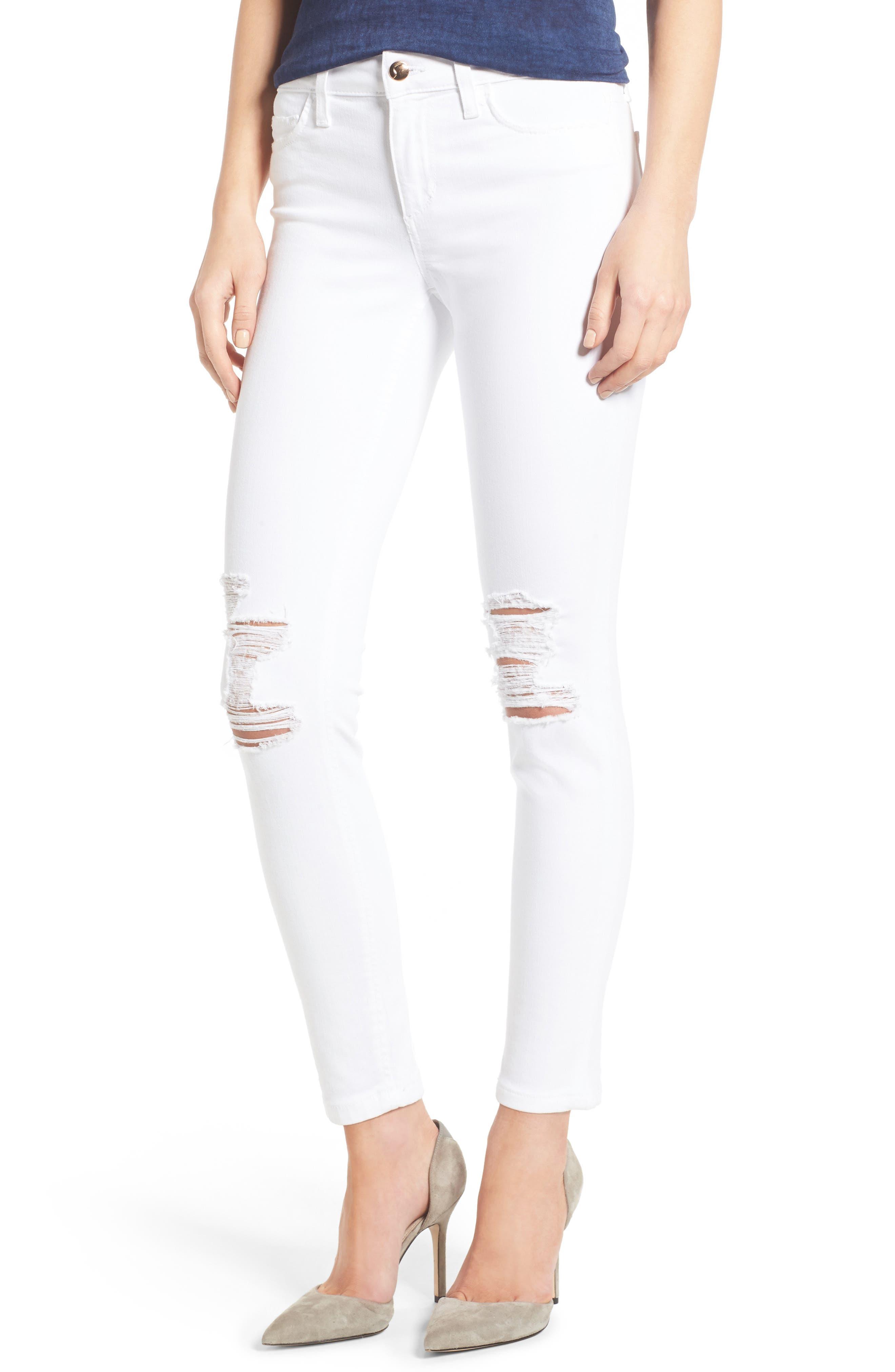 Joe's Icon Ankle Skinny Jeans (Scottie)
