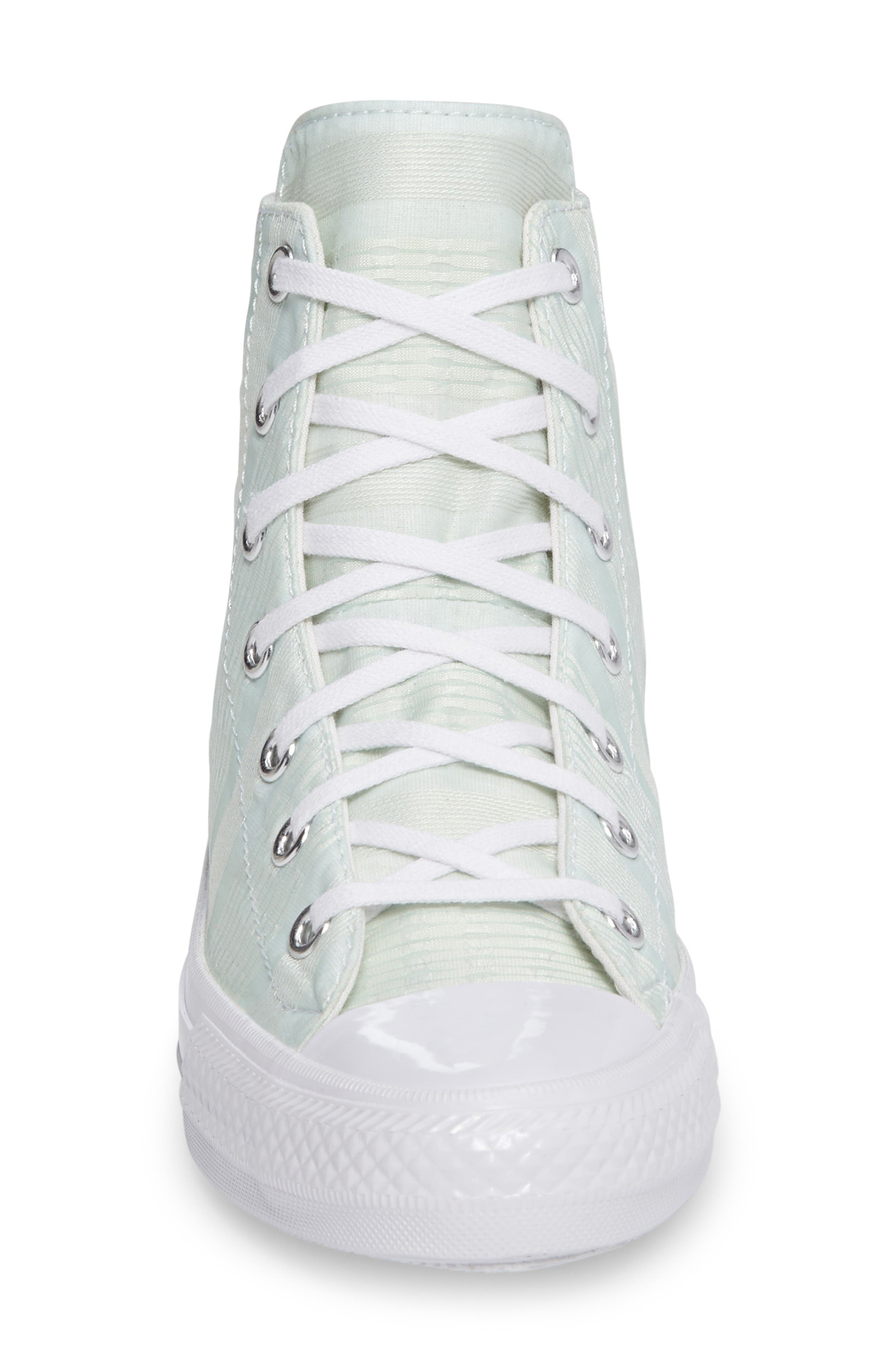 Alternate Image 3  - Converse Chuck Taylor® All Star® Gemma High Top Sneaker (Women)