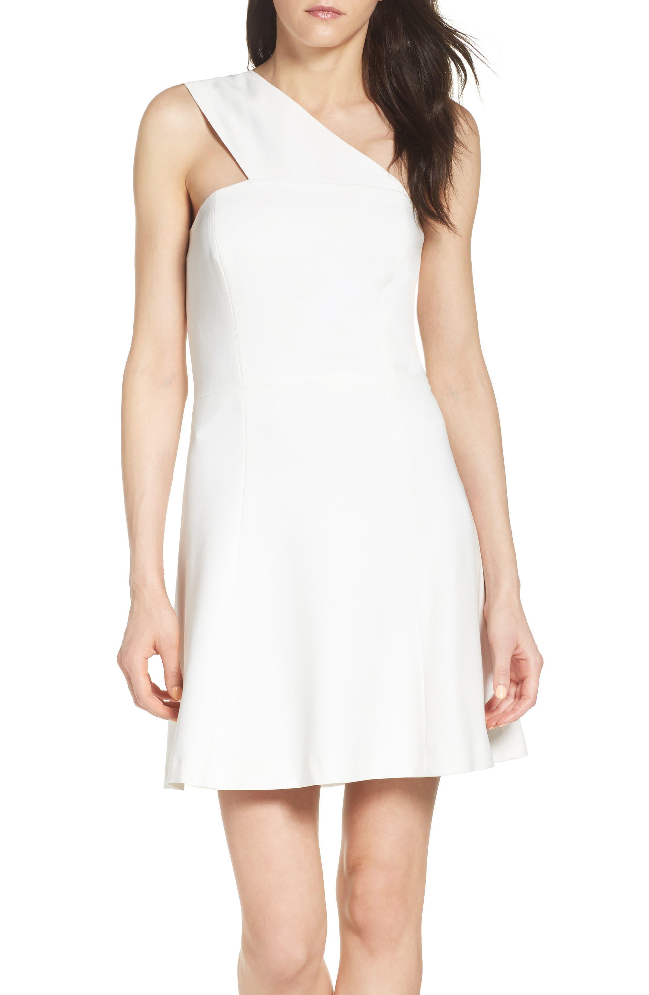 Alternate Image 1 Selected - French Connection Whisper Light Dress