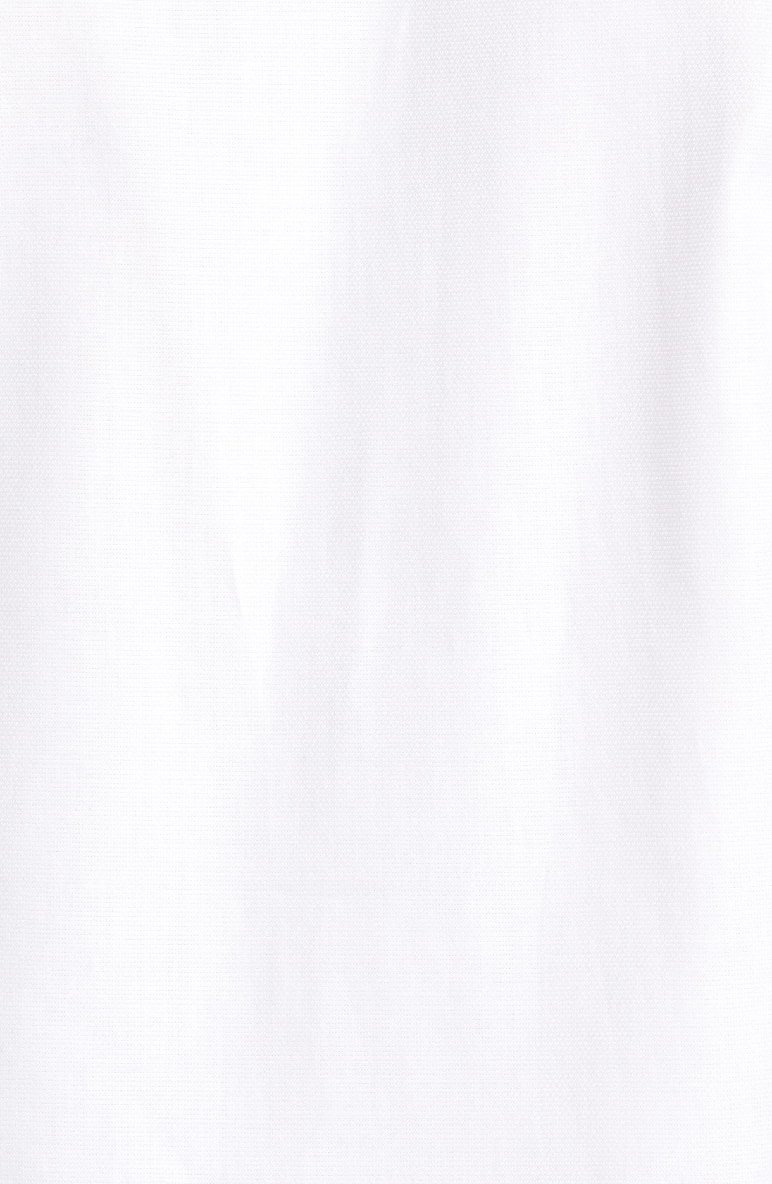 Alternate Image 5  - Ted Baker London Wooey Extra Slim Fit Mini Texture Sport Shirt