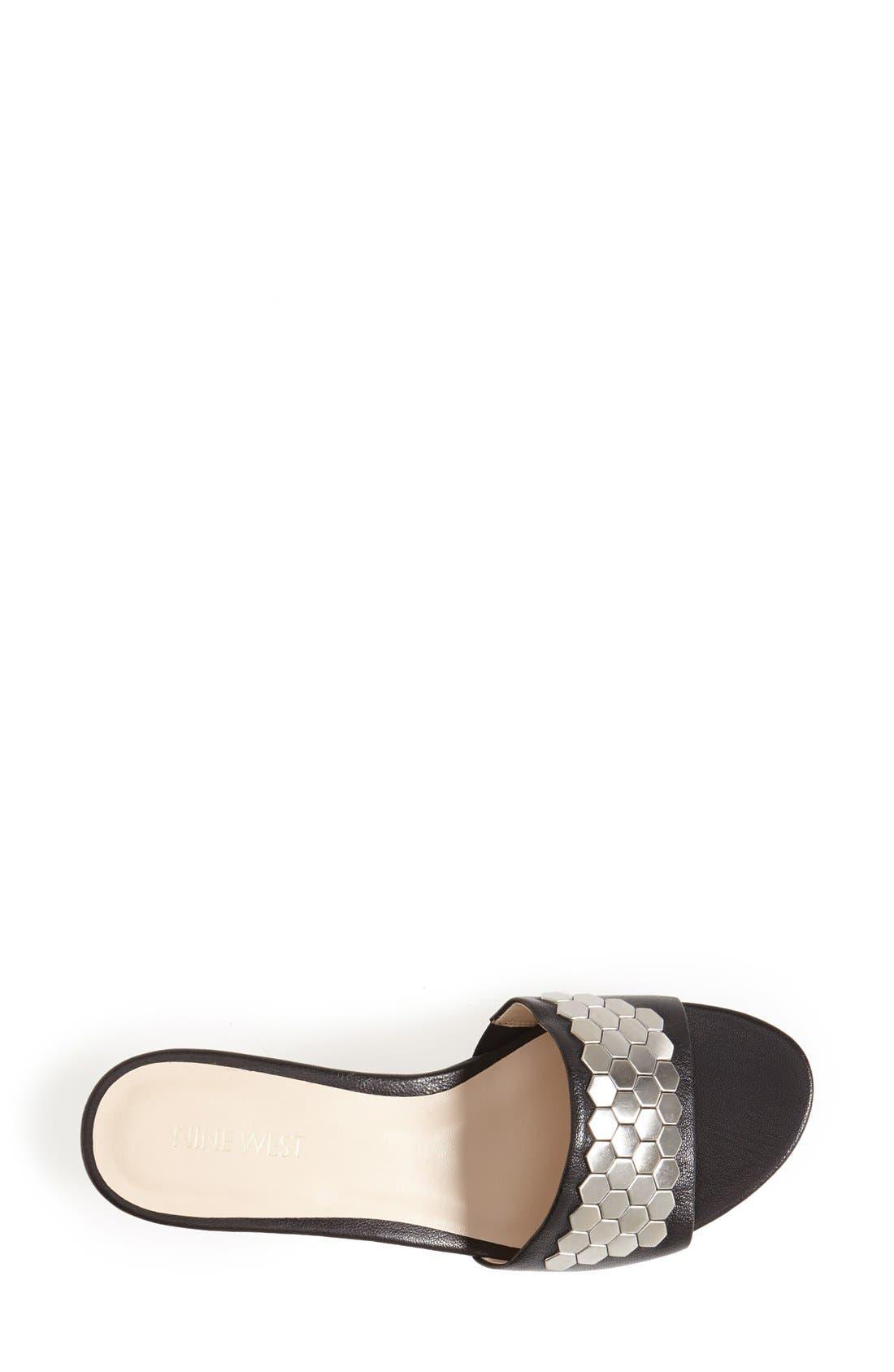 Alternate Image 3  - Nine West 'Casandre' Slide Sandal (Women)