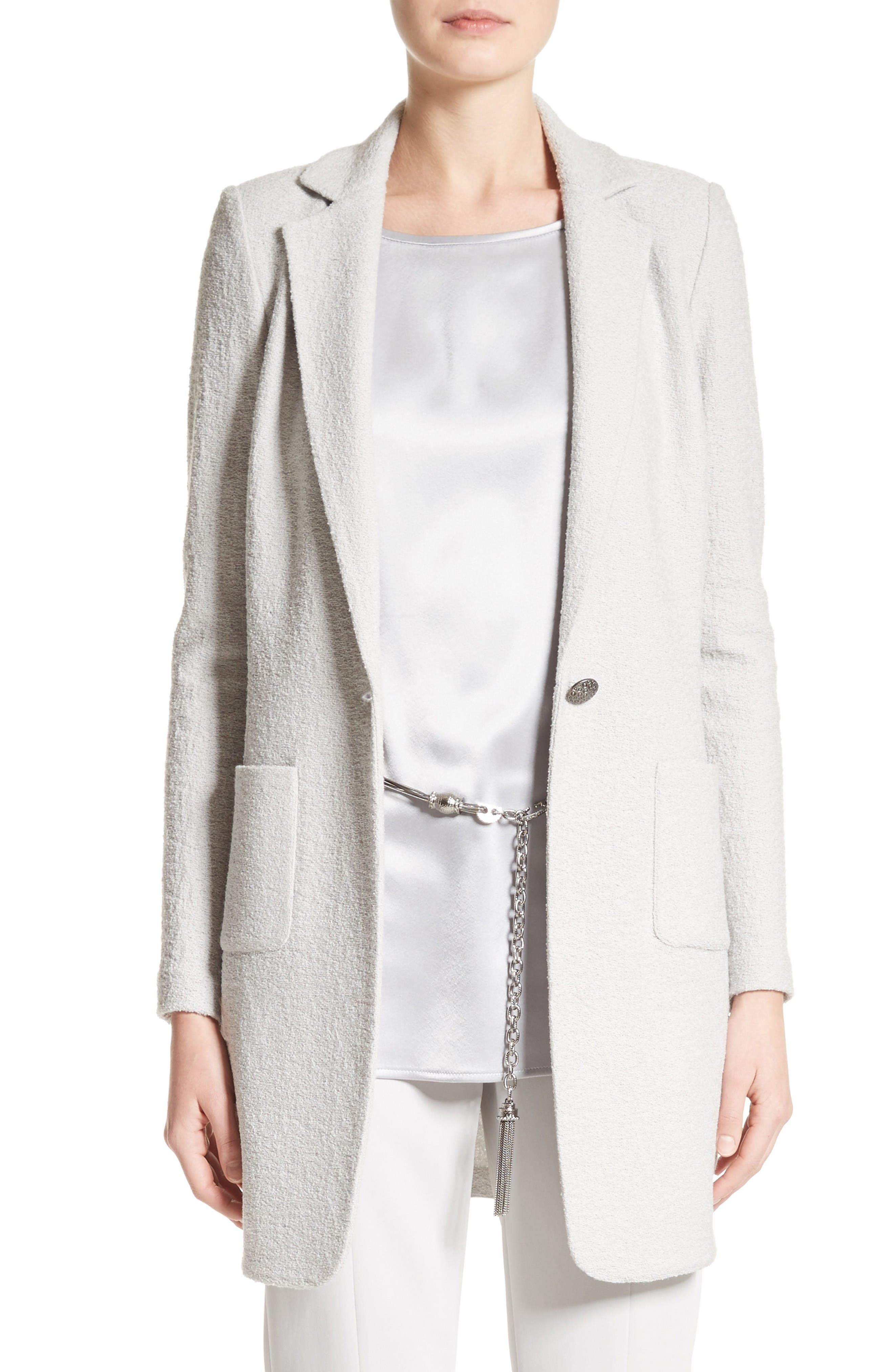 Alternate Image 1 Selected - St. John Collection Clair Knit Jacket