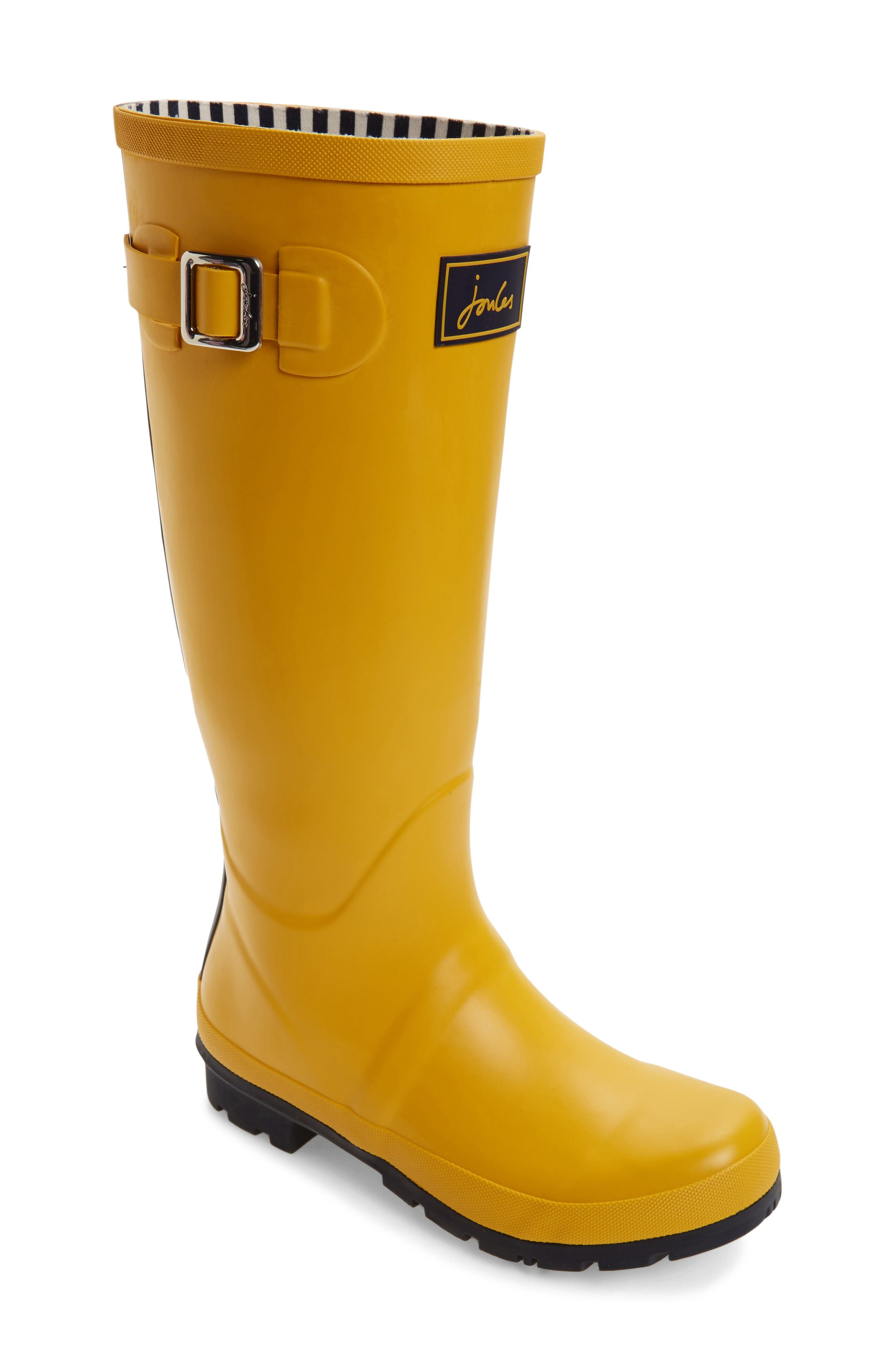 Alternate Image 1 Selected - Joules 'Field Welly' Rain Boot (Women)