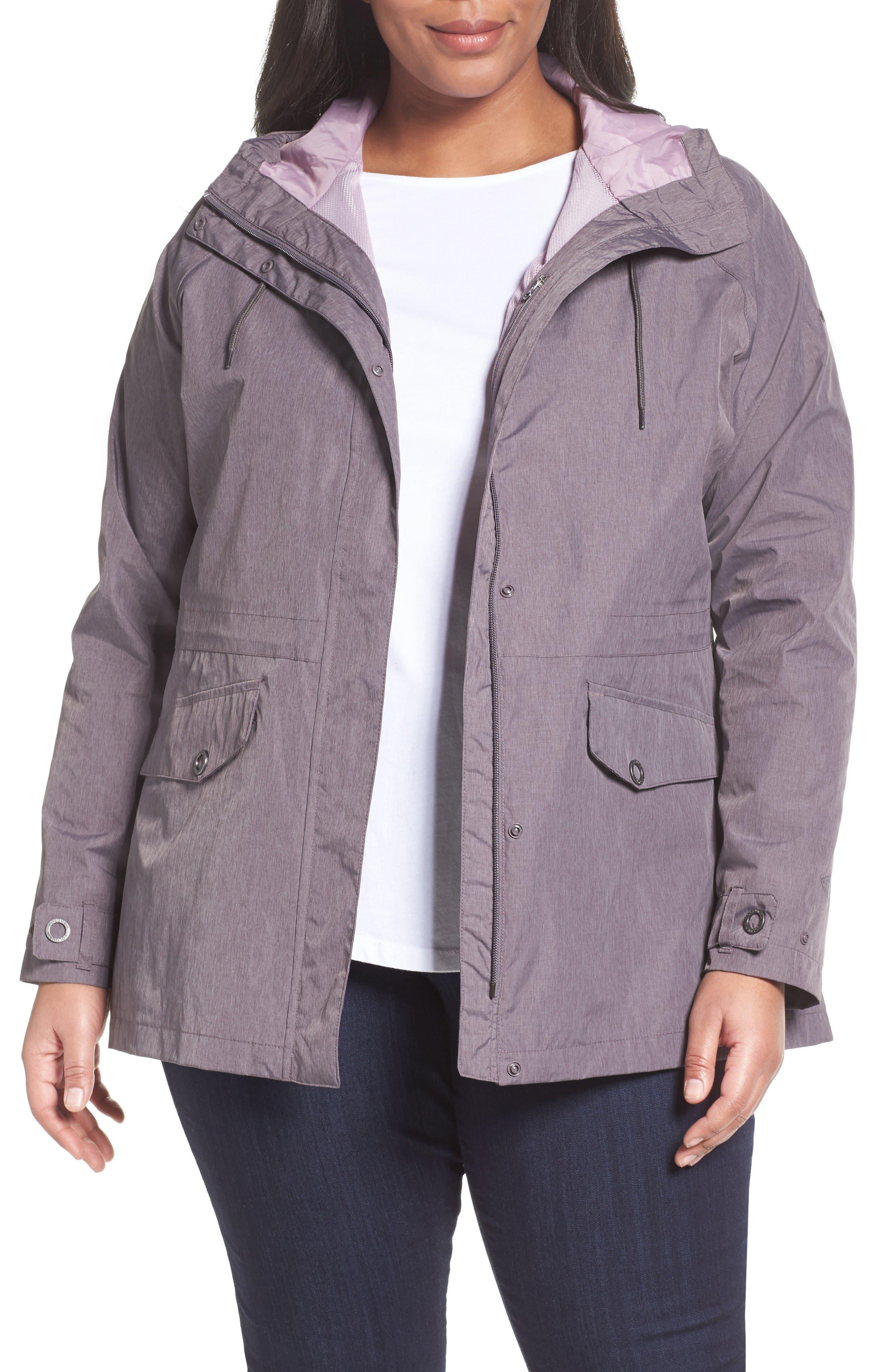 Columbia Laurelhurst Park Jacket (Plus Size)