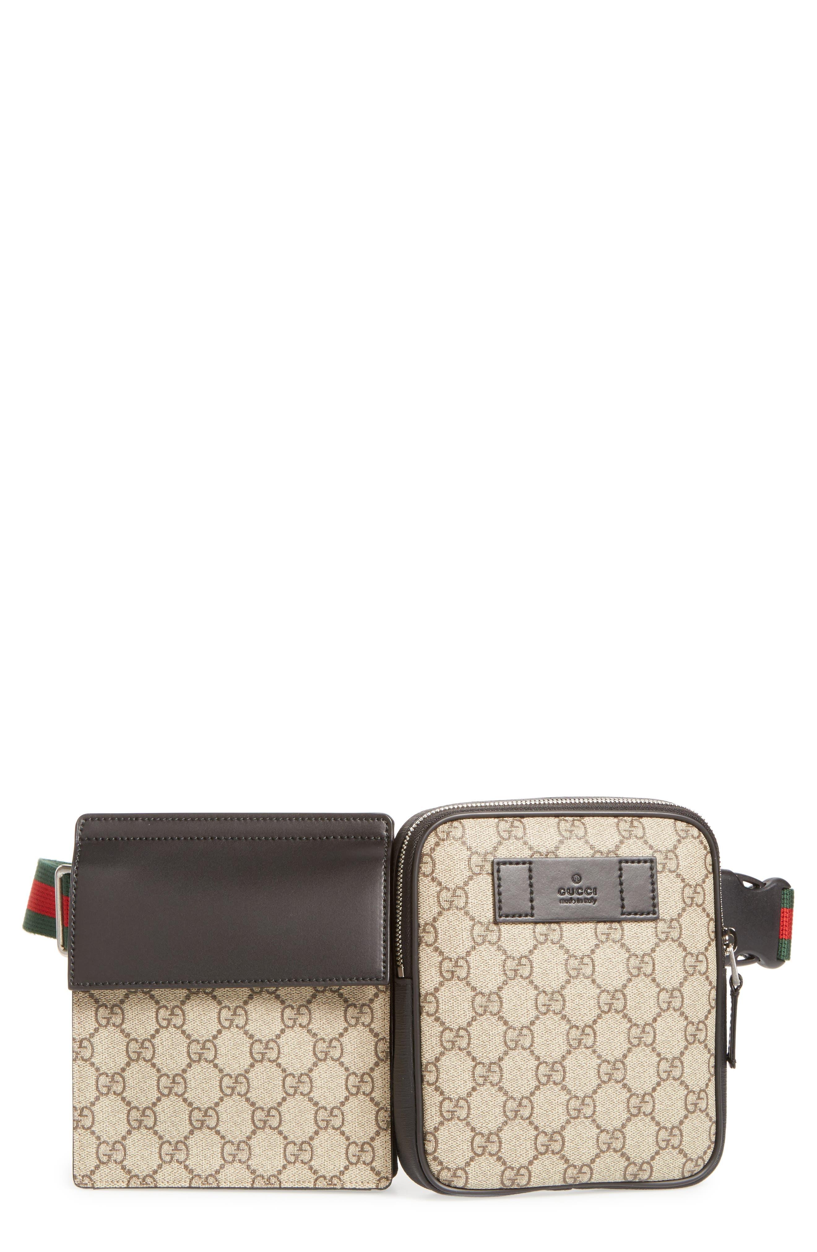 Alternate Image 1 Selected - Gucci Band Belt Bag