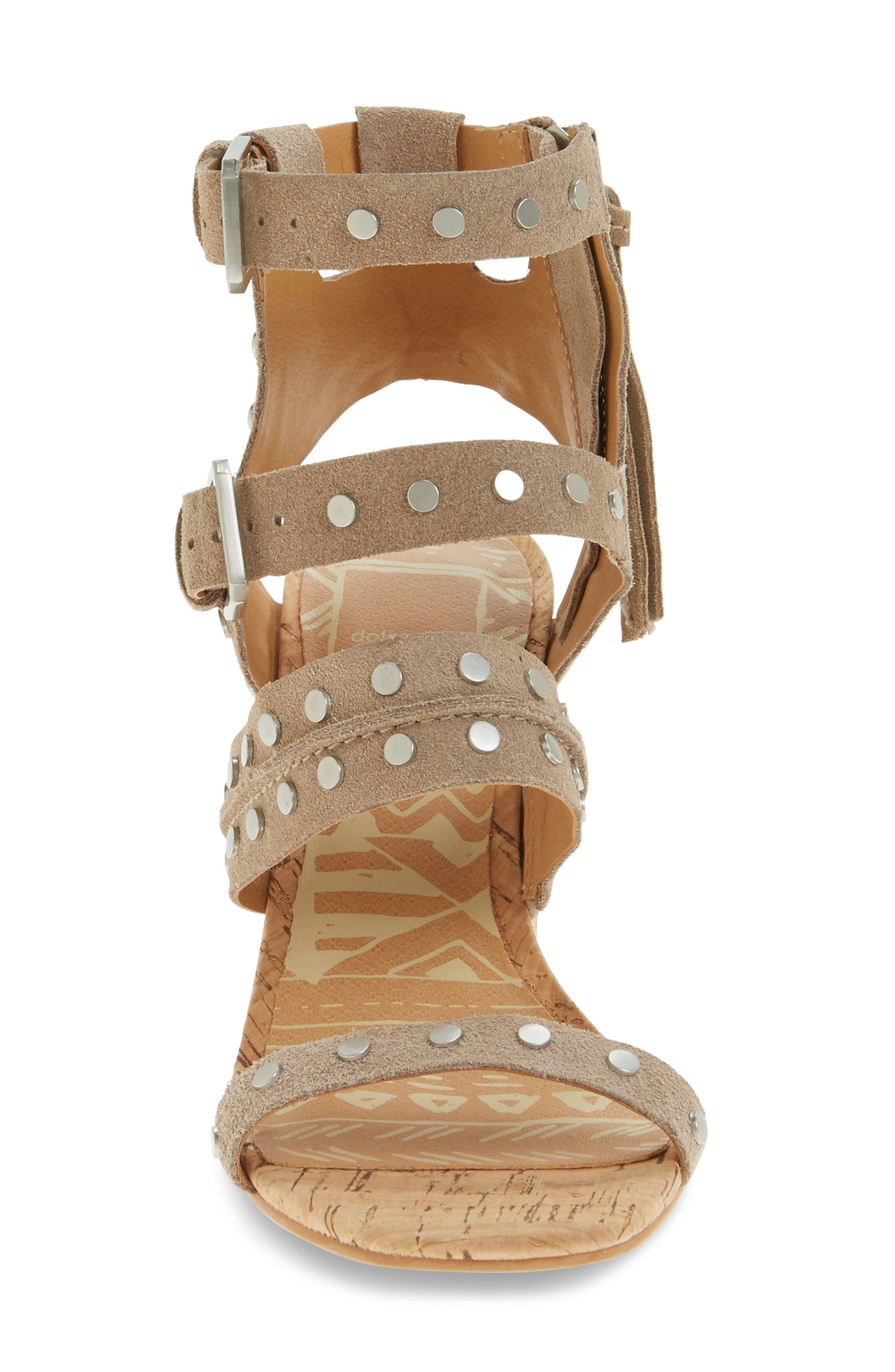 Alternate Image 3  - Dolce Vita Effie Block Heel Sandal (Women)