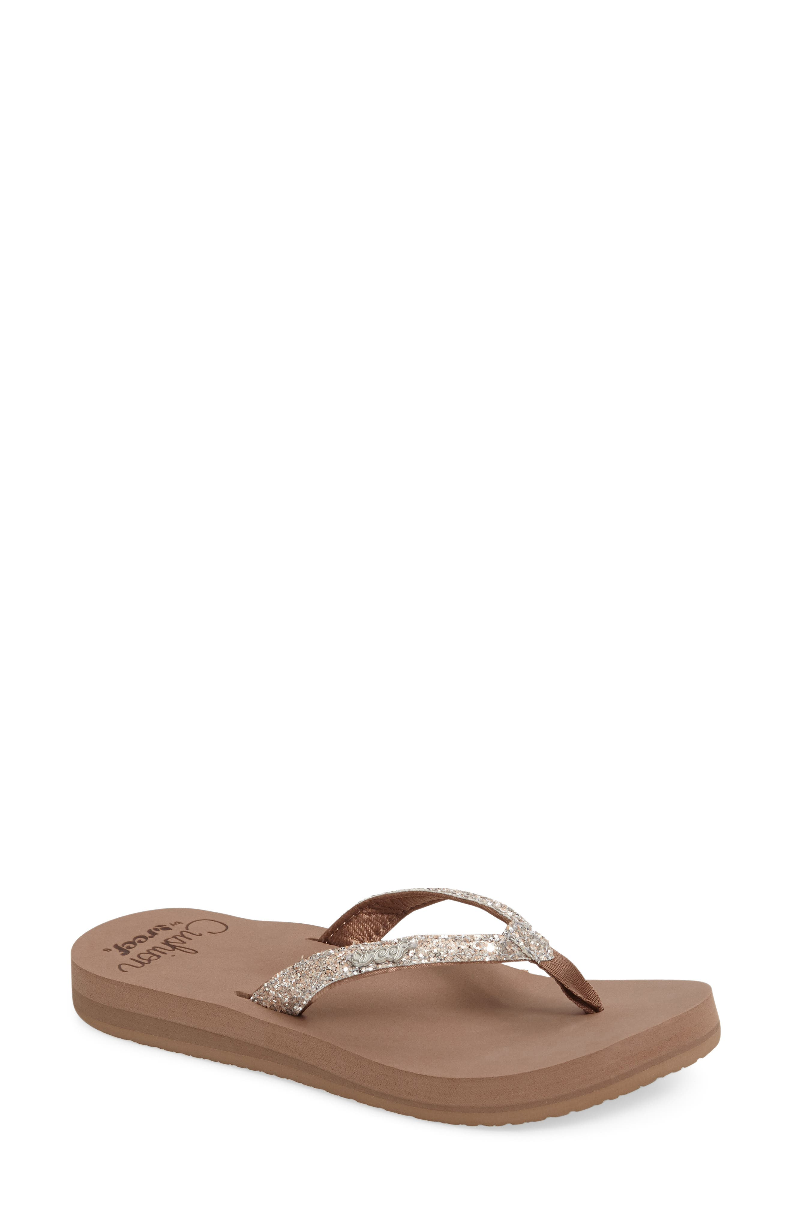 Reef Star Cushion Flip Flop (Women)