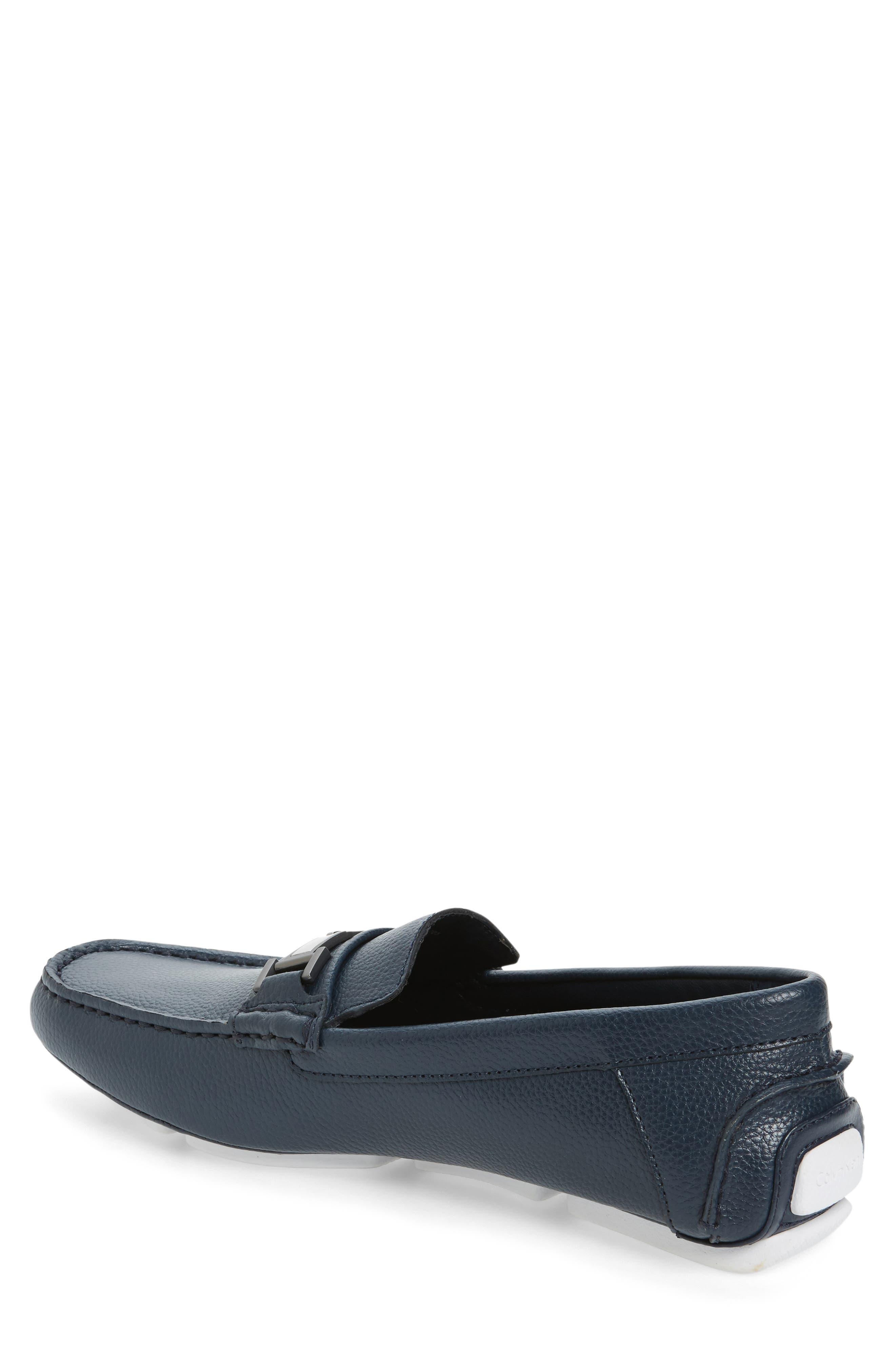 Alternate Image 2  - Calvin Klein Magnus Driving Shoe (Men)