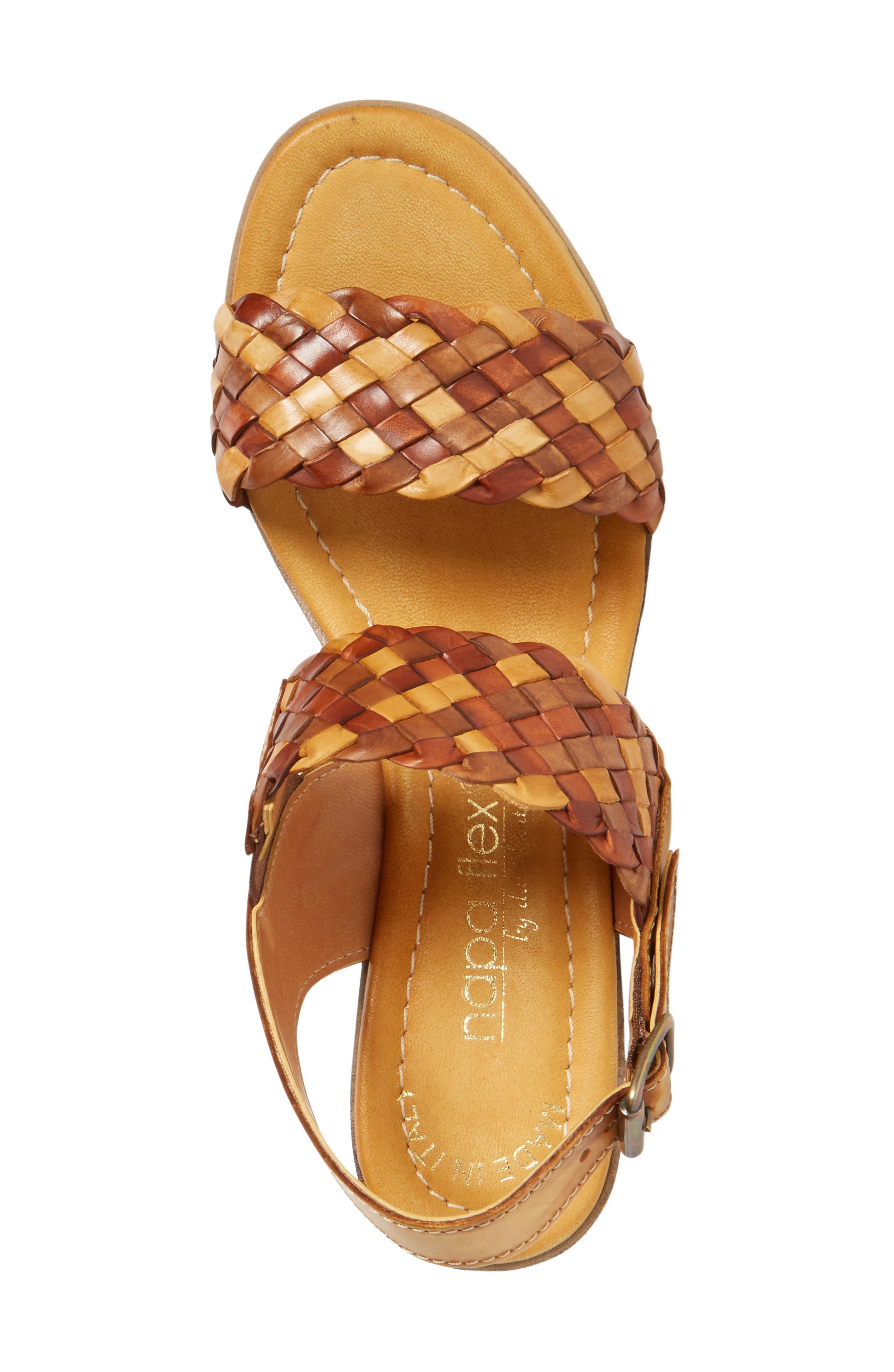 Alternate Image 3  - Napa Flex Cool Wedge Sandal (Women)