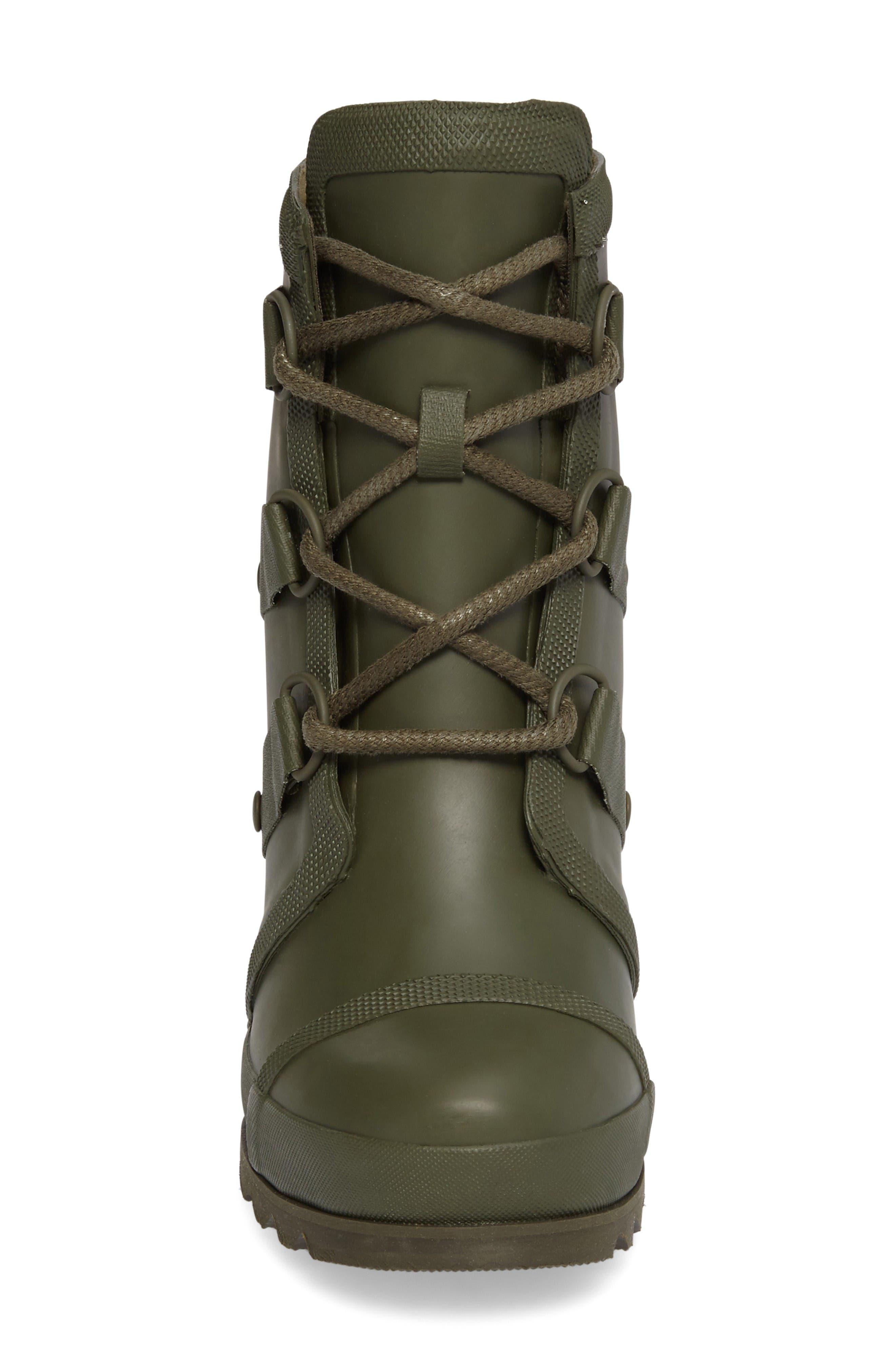 Alternate Image 3  - SOREL Joan Wedge Rain Boot (Women)