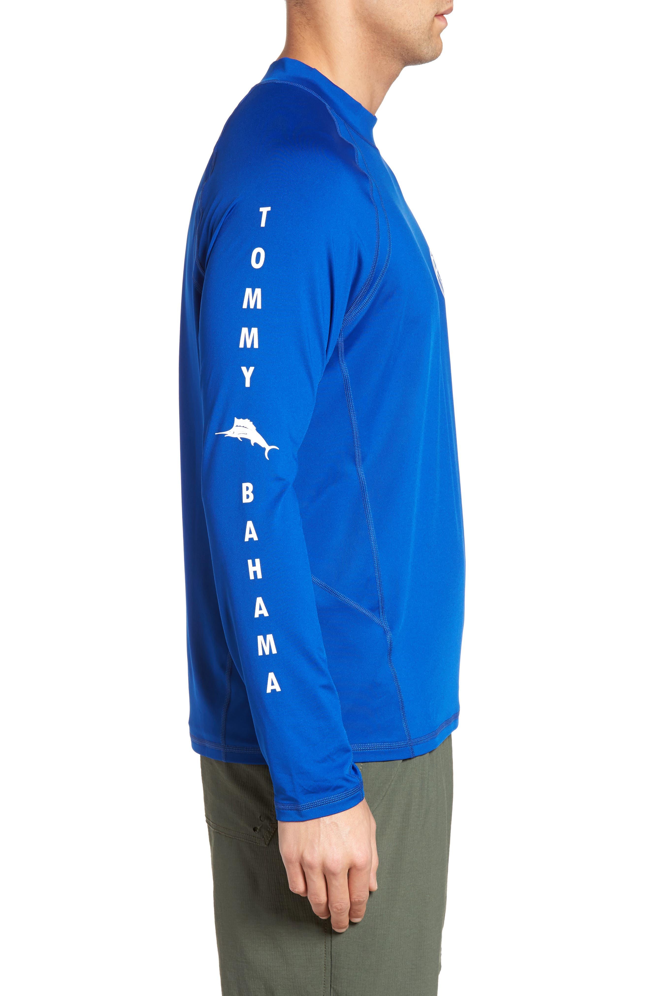 Alternate Image 4  - Tommy Bahama Beach Break Surf Shirt