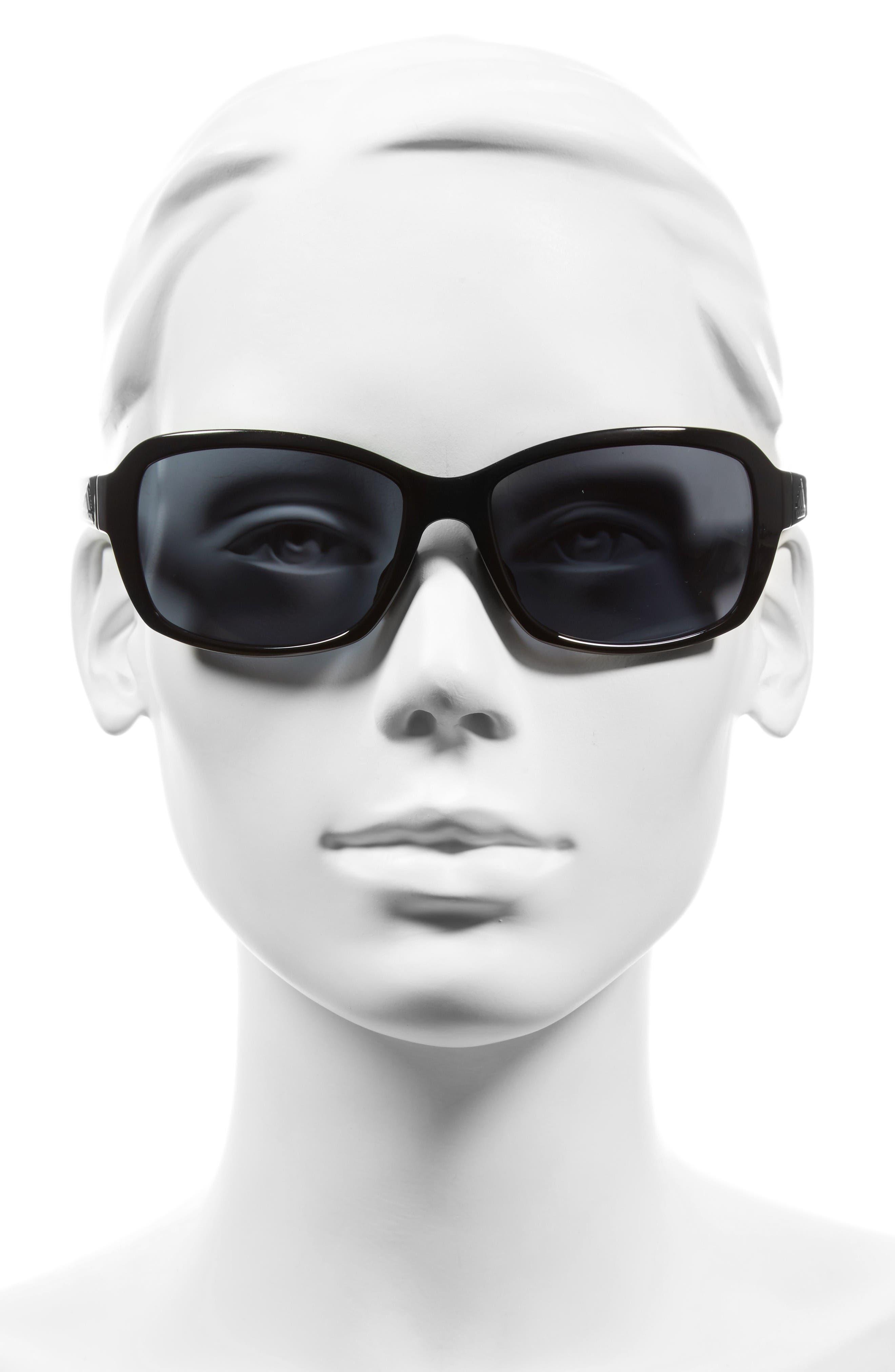 Alternate Image 2  - adidas Baboa 58mm Sunglasses