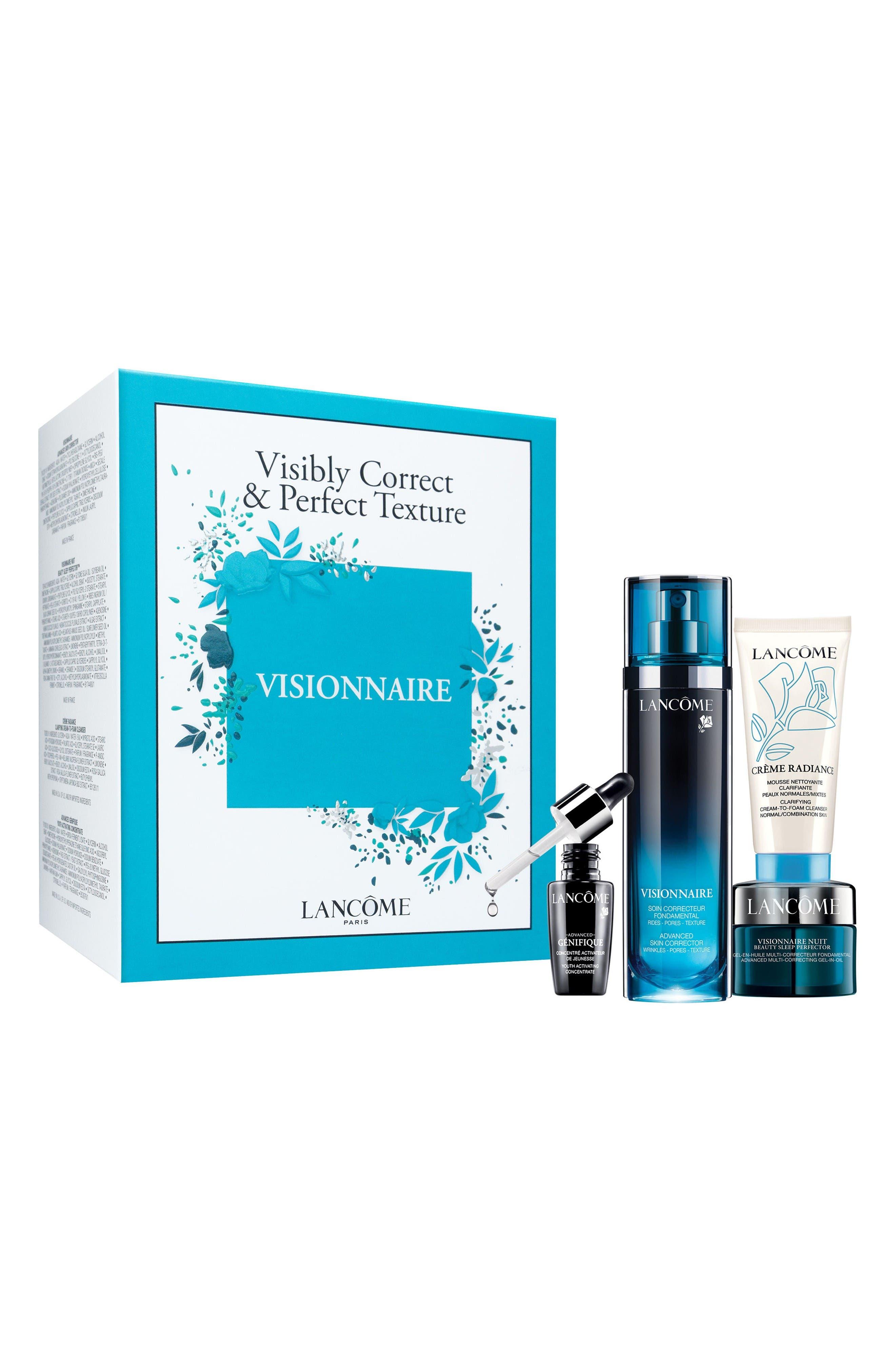 Lancôme The Visionnaire Regimen Set ($138 Value)
