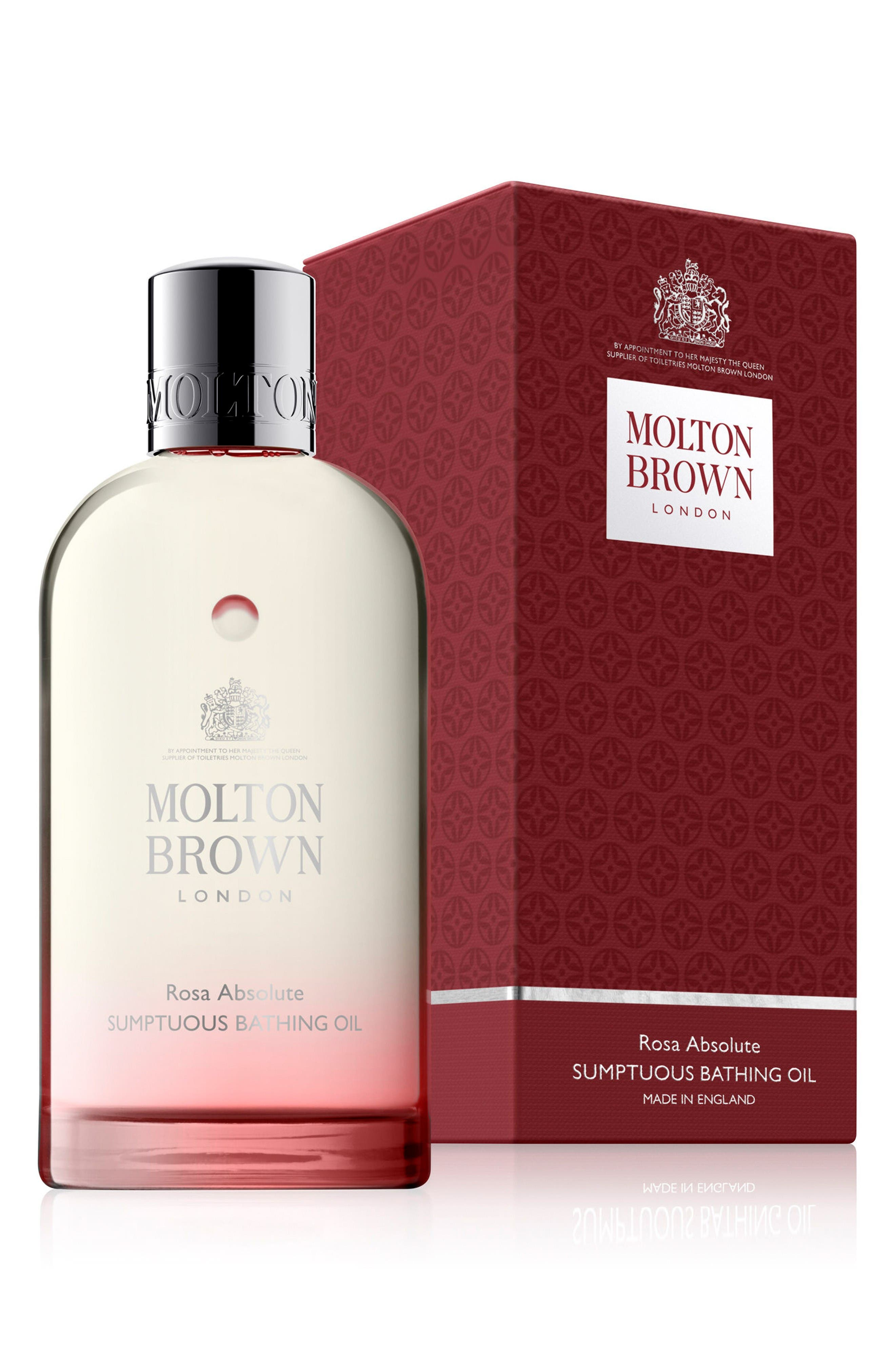 Alternate Image 2  - MOLTON BROWN London Rosa Absolute Sumptuous Bathing Oil