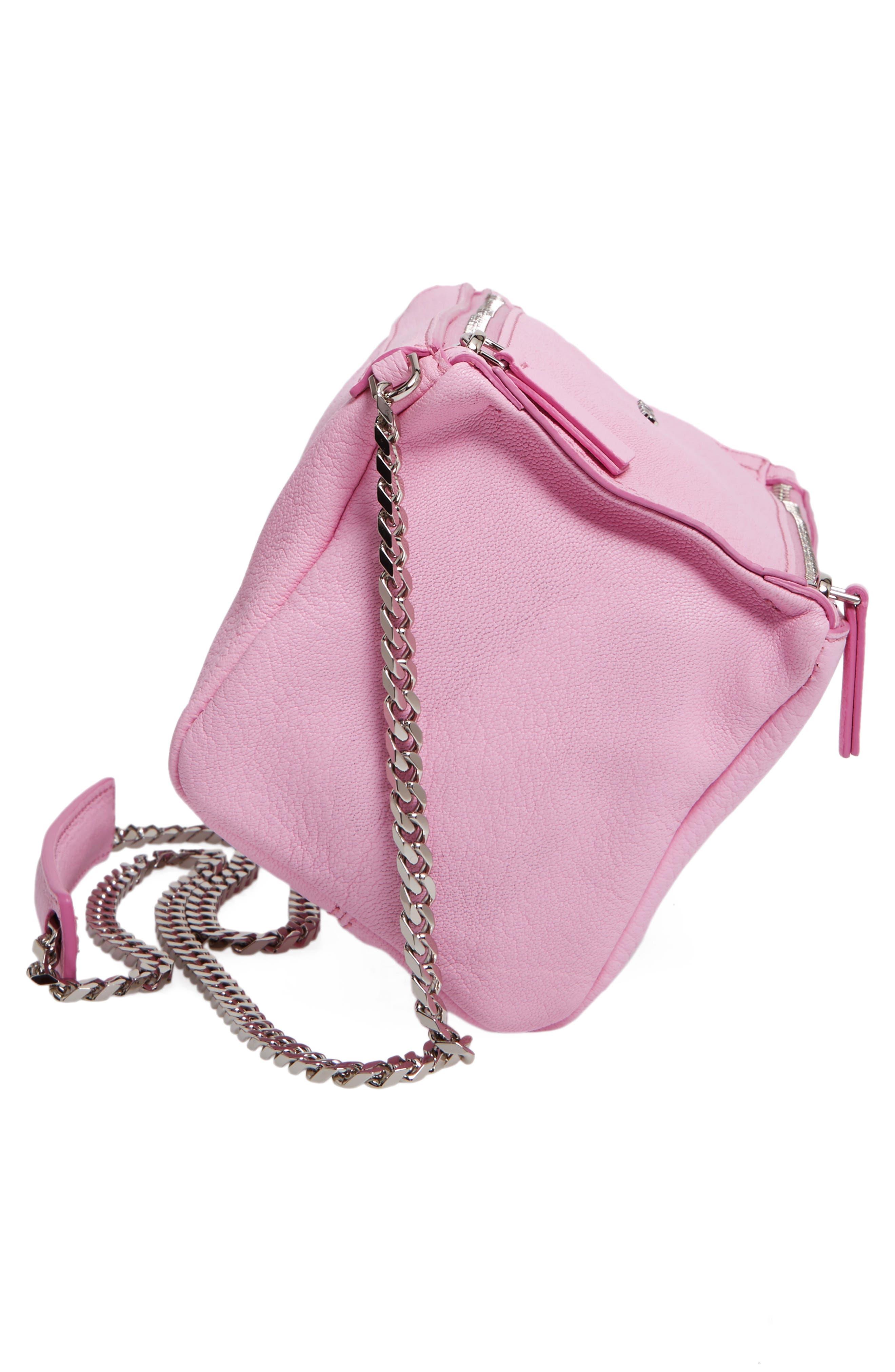 Alternate Image 4  - Givenchy Mini Pandora Sugar Leather Shoulder Bag