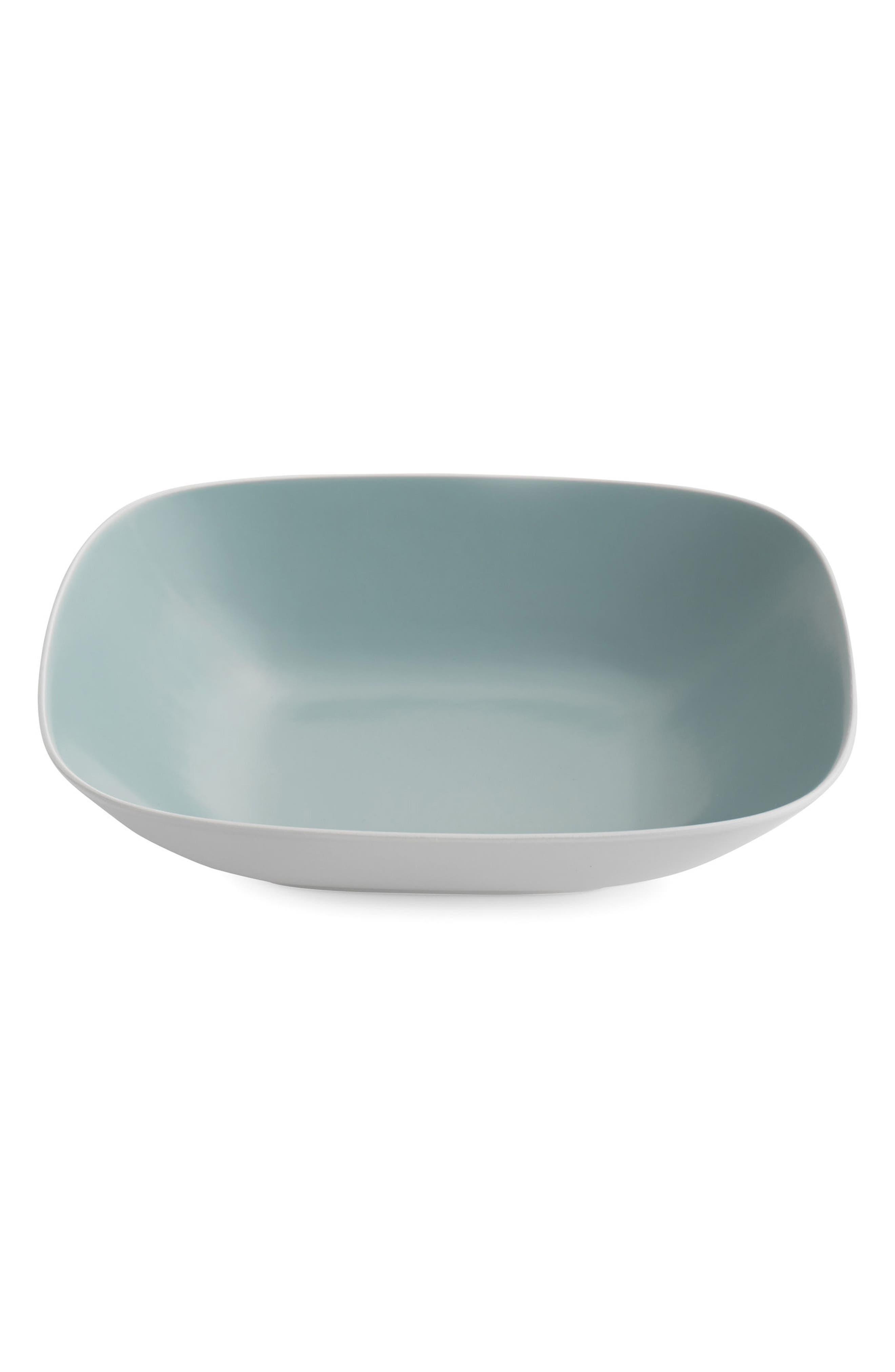 POP Square Serving Bowl,                         Main,                         color, Ocean