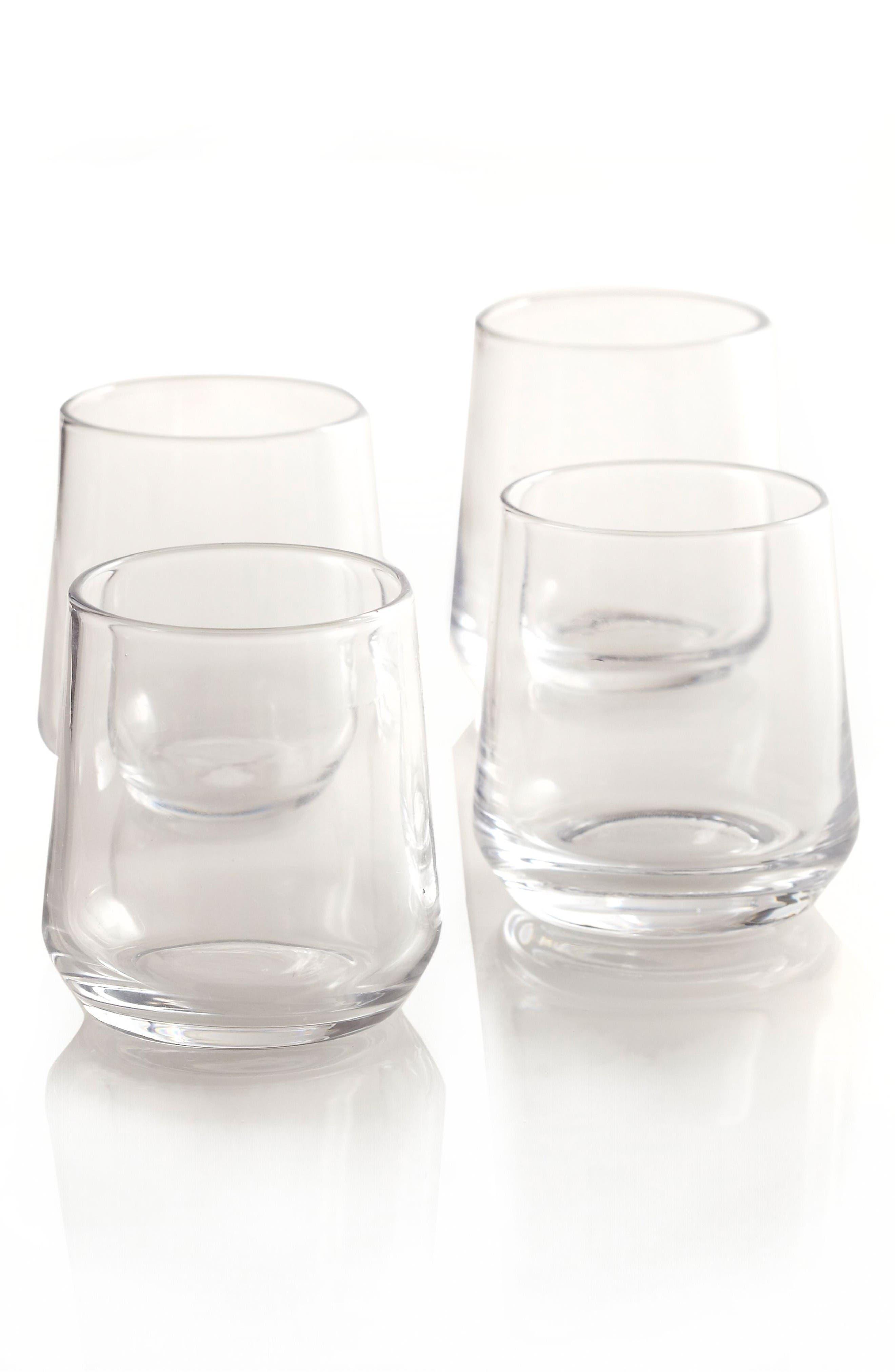 Set of 12 Tasting Glasses,                             Main thumbnail 1, color,                             Clear