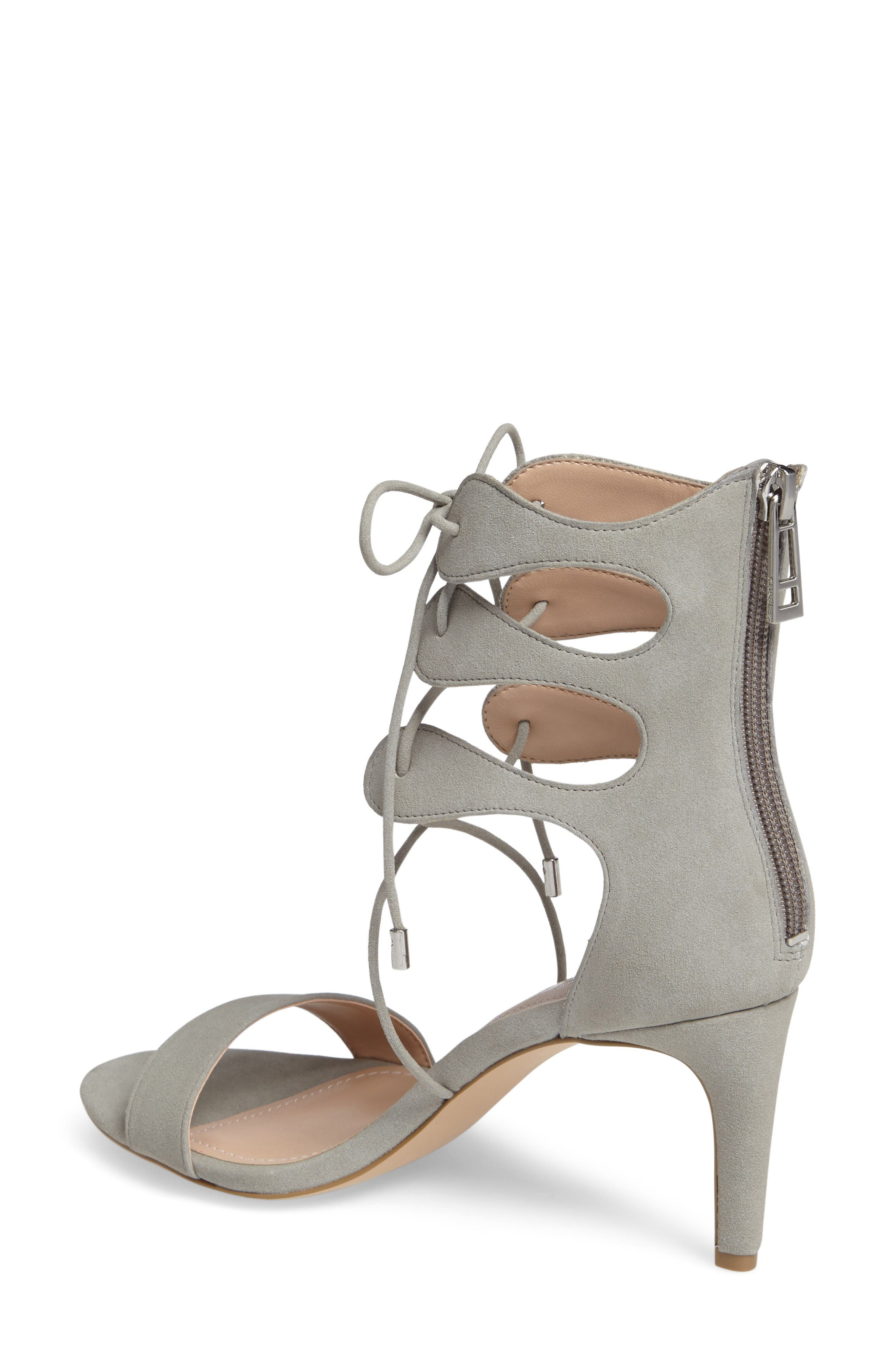 Alternate Image 2  - Charles by Charles David Zone Lace-Up Sandal (Women)