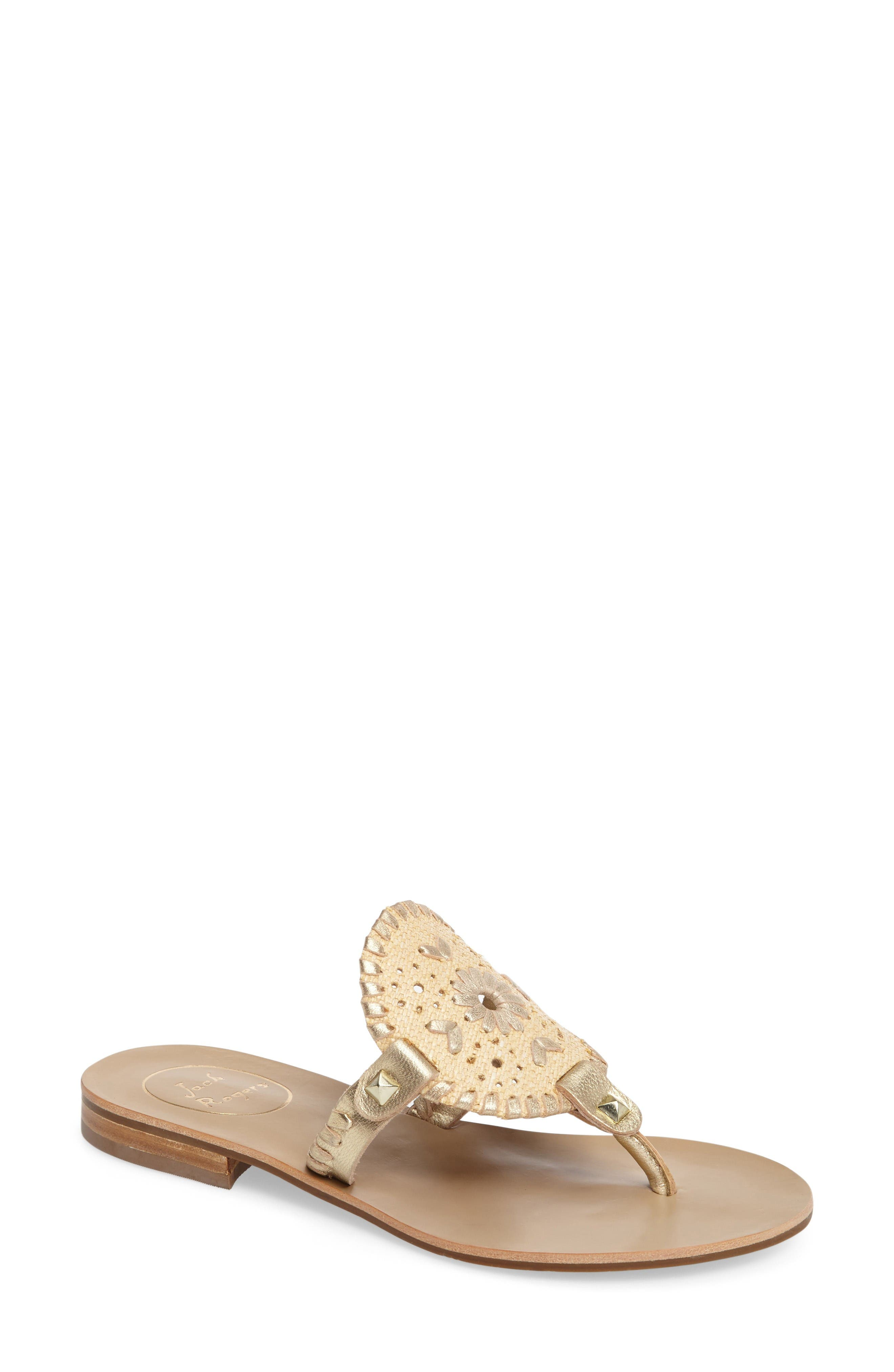 Alternate Image 1 Selected - Jack Rogers 'Georgica' Sandals (Women)