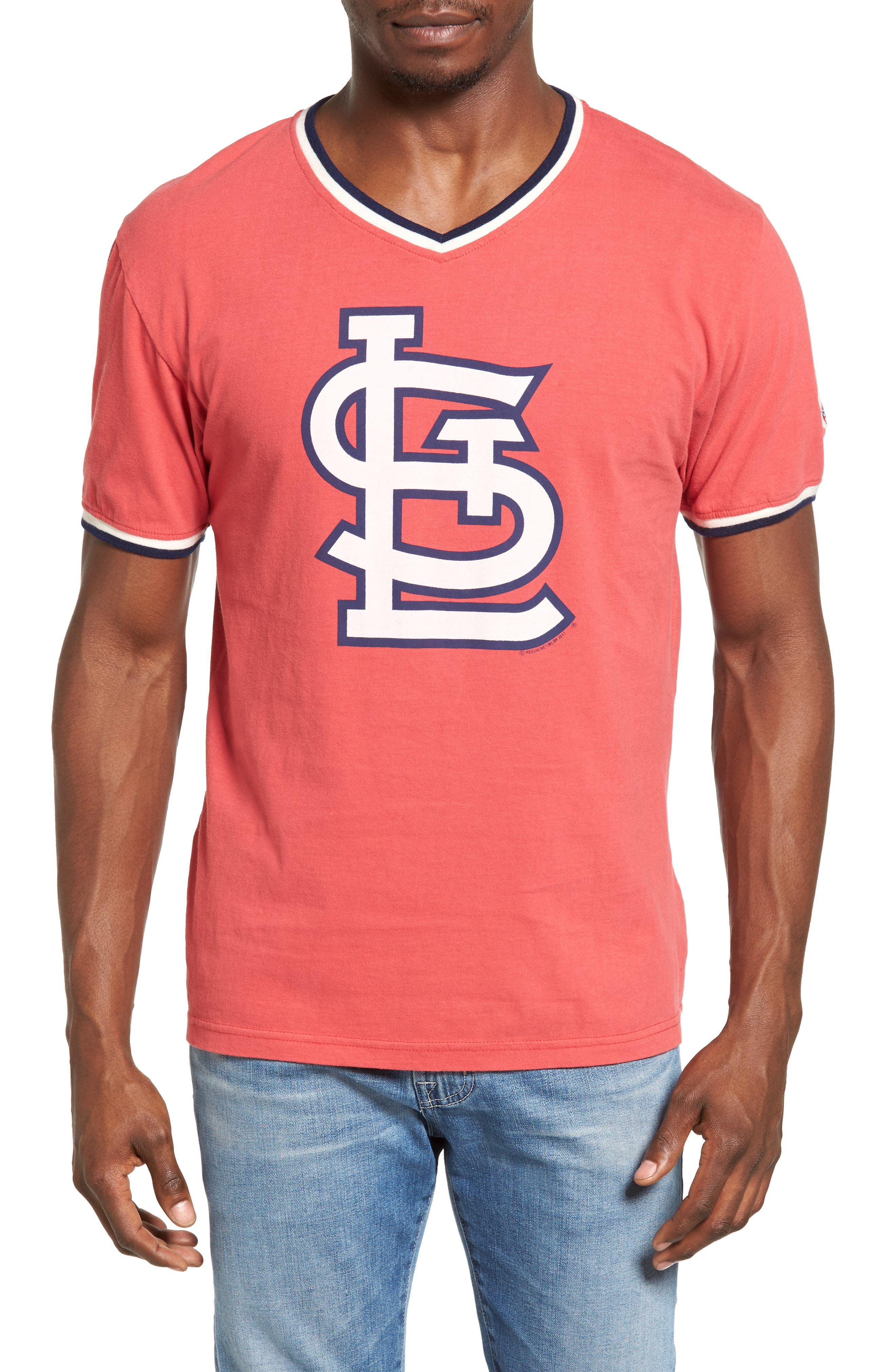 Eastwood St. Louis Cardinals T-Shirt,                         Main,                         color, Red