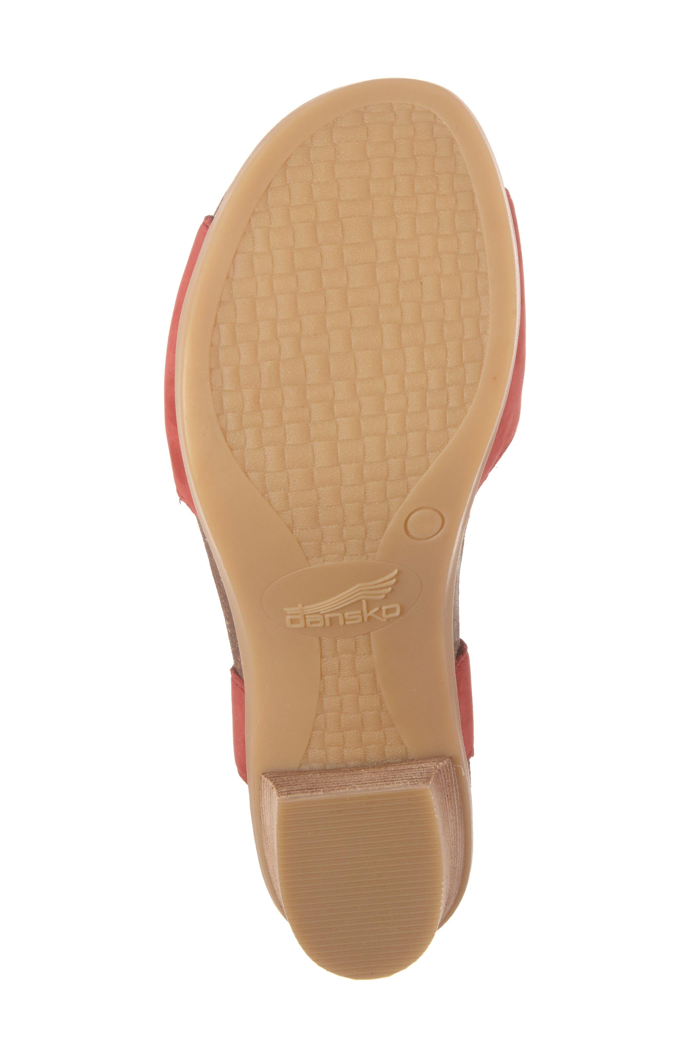 Alternate Image 4  - Dansko Deandra Studded Sandal (Women)
