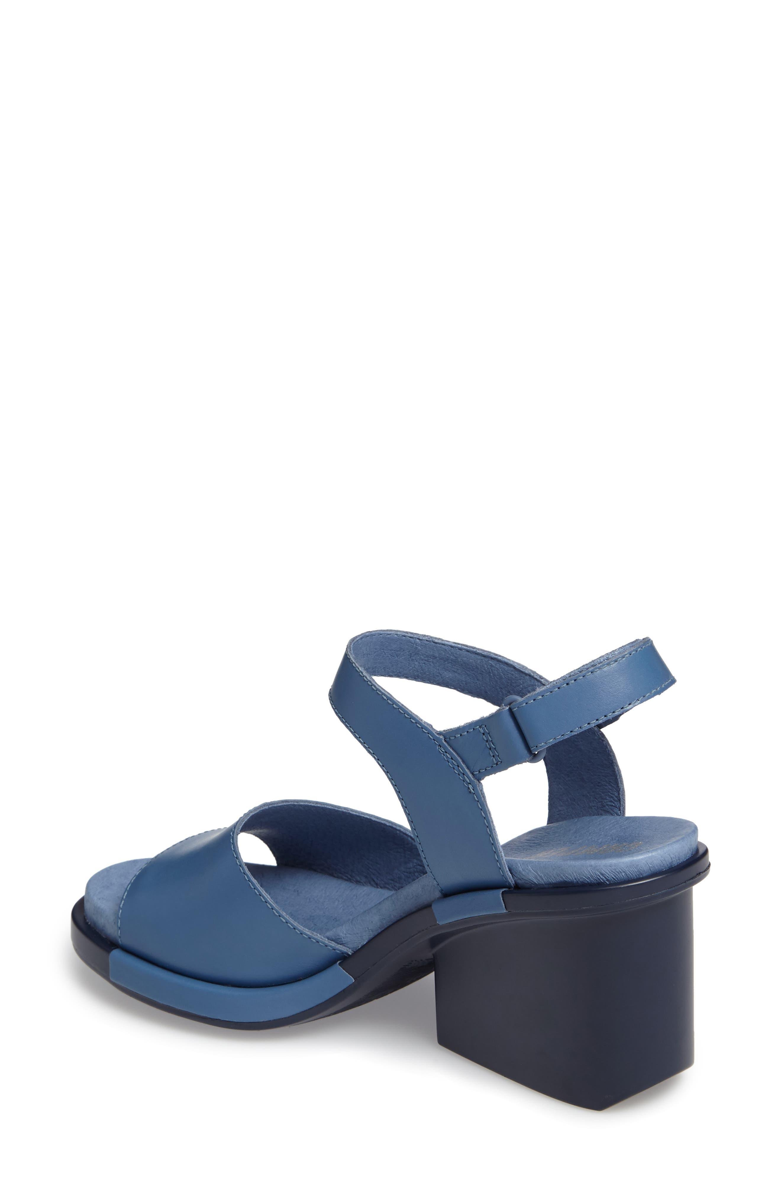 Alternate Image 2  - Camper Ivy Ankle Strap Sandal (Women)