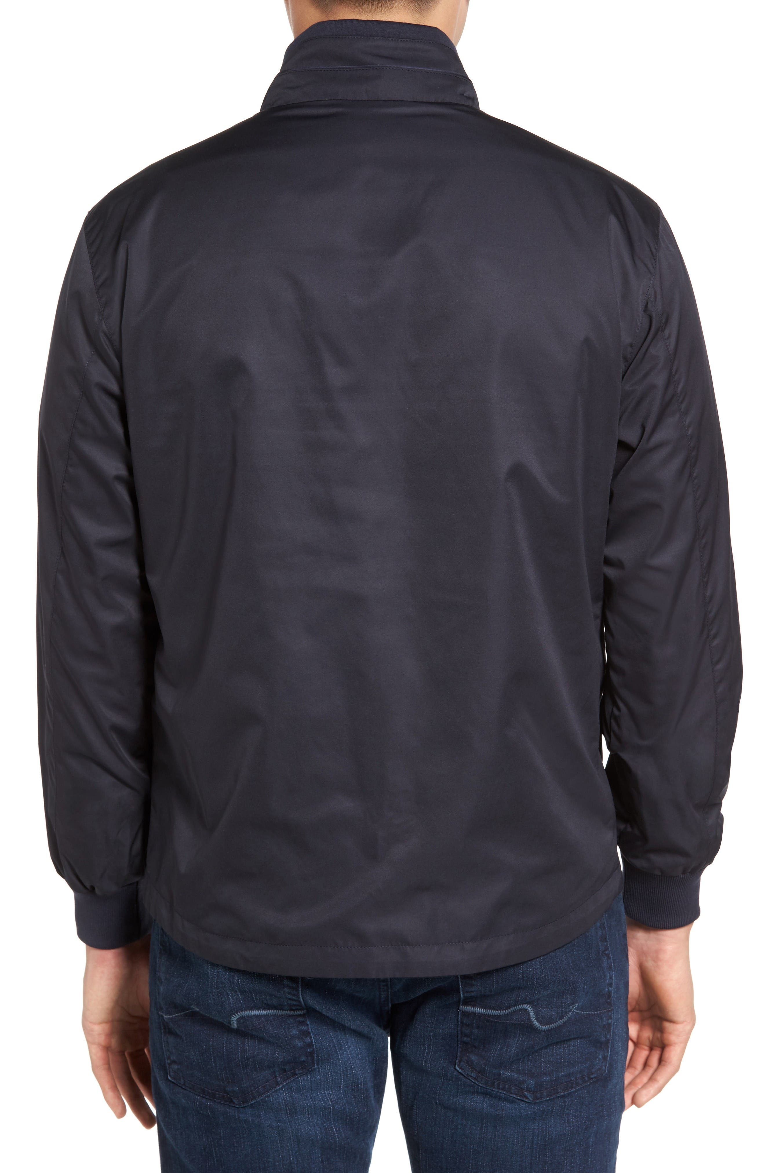 Reversible Jacket,                             Alternate thumbnail 2, color,                             Navy