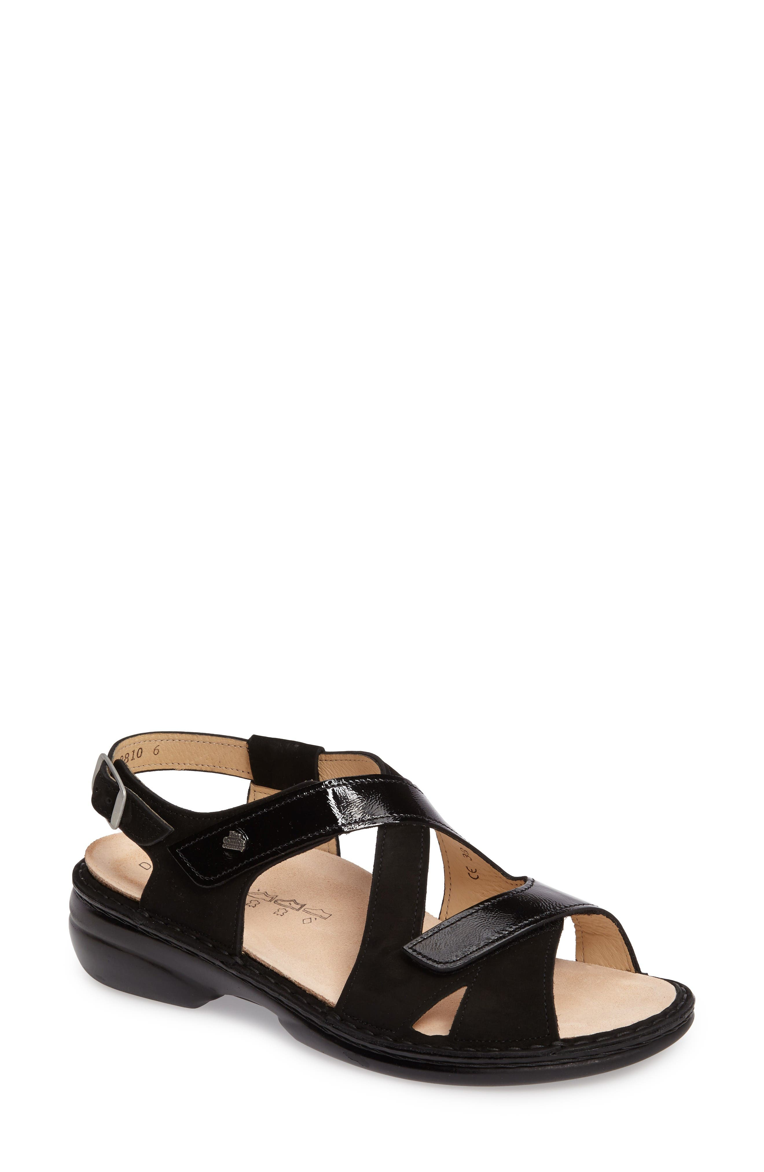 Alternate Image 1 Selected - Finn Comfort Leawood Sandal (Women)