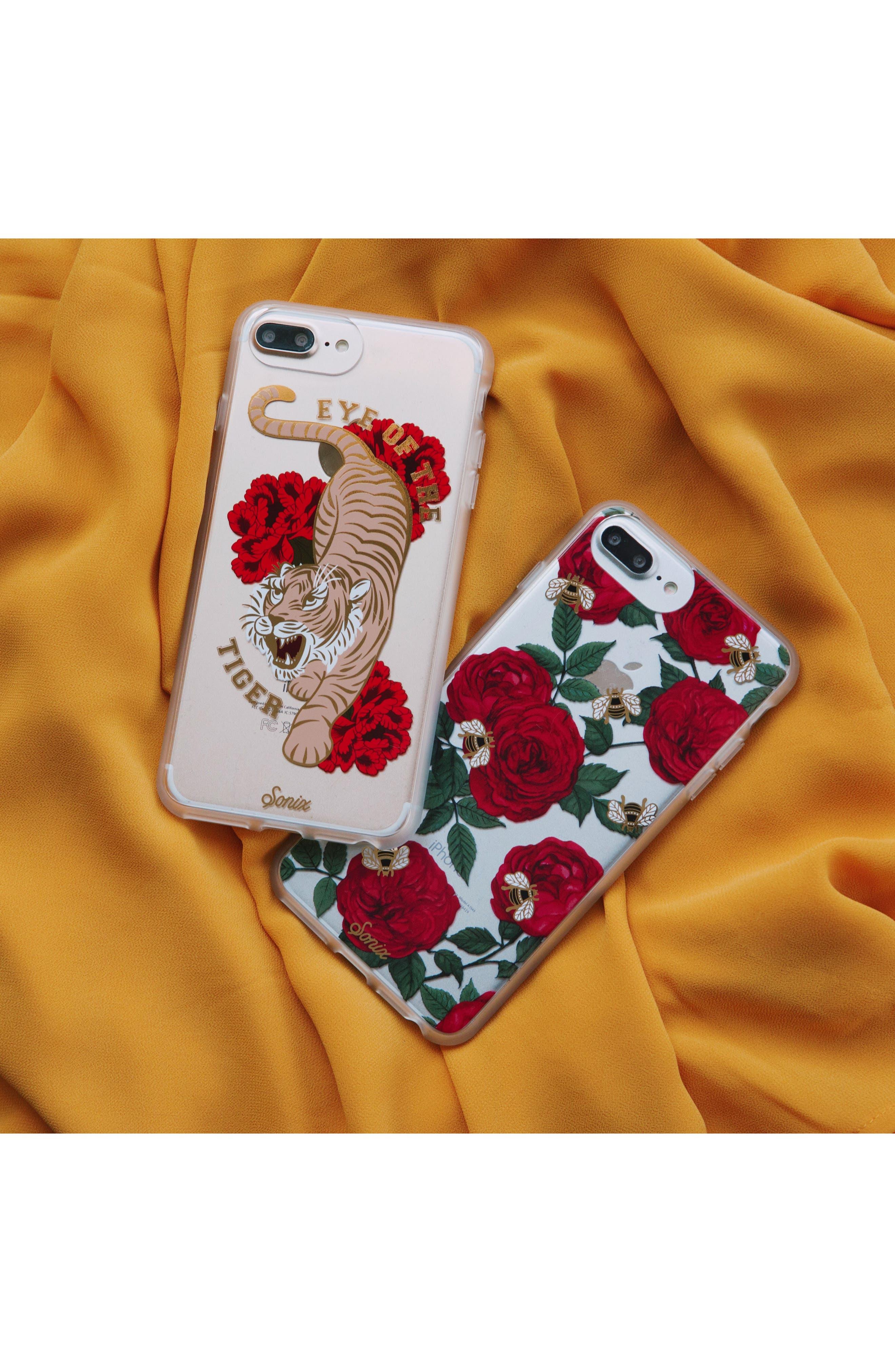 Primrose iPhone 6/6s/7/8 & 6/6s/7/8 Plus Case,                             Alternate thumbnail 2, color,                             Red