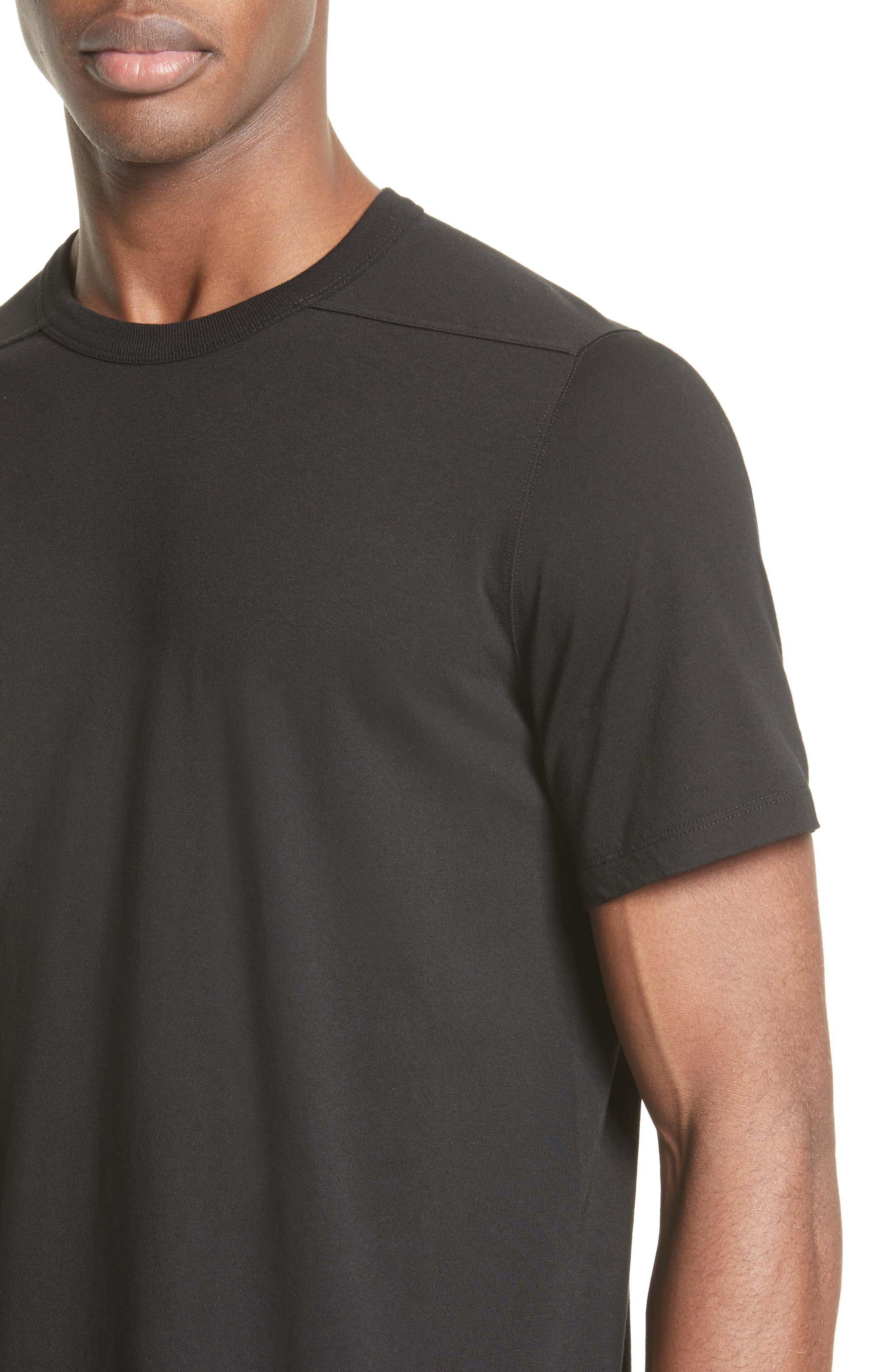 Level T-Shirt,                             Alternate thumbnail 4, color,                             Black