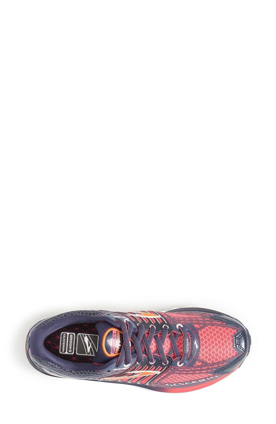 Alternate Image 3  - Brooks 'Glycerin 12' Running Shoe (Women)
