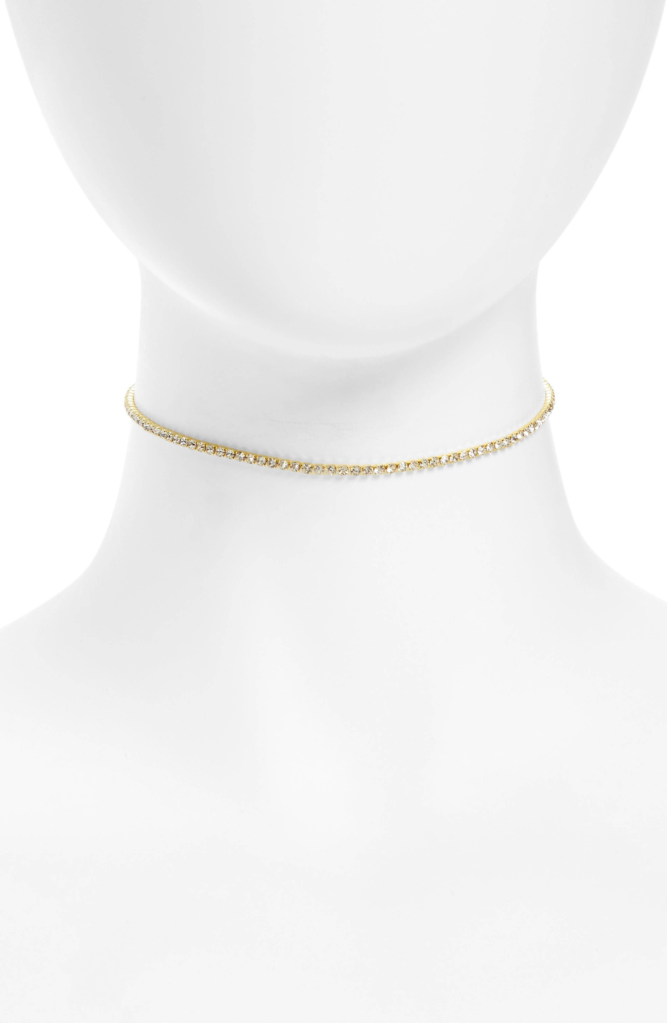 FRASIER STERLING If You Had My Love Choker