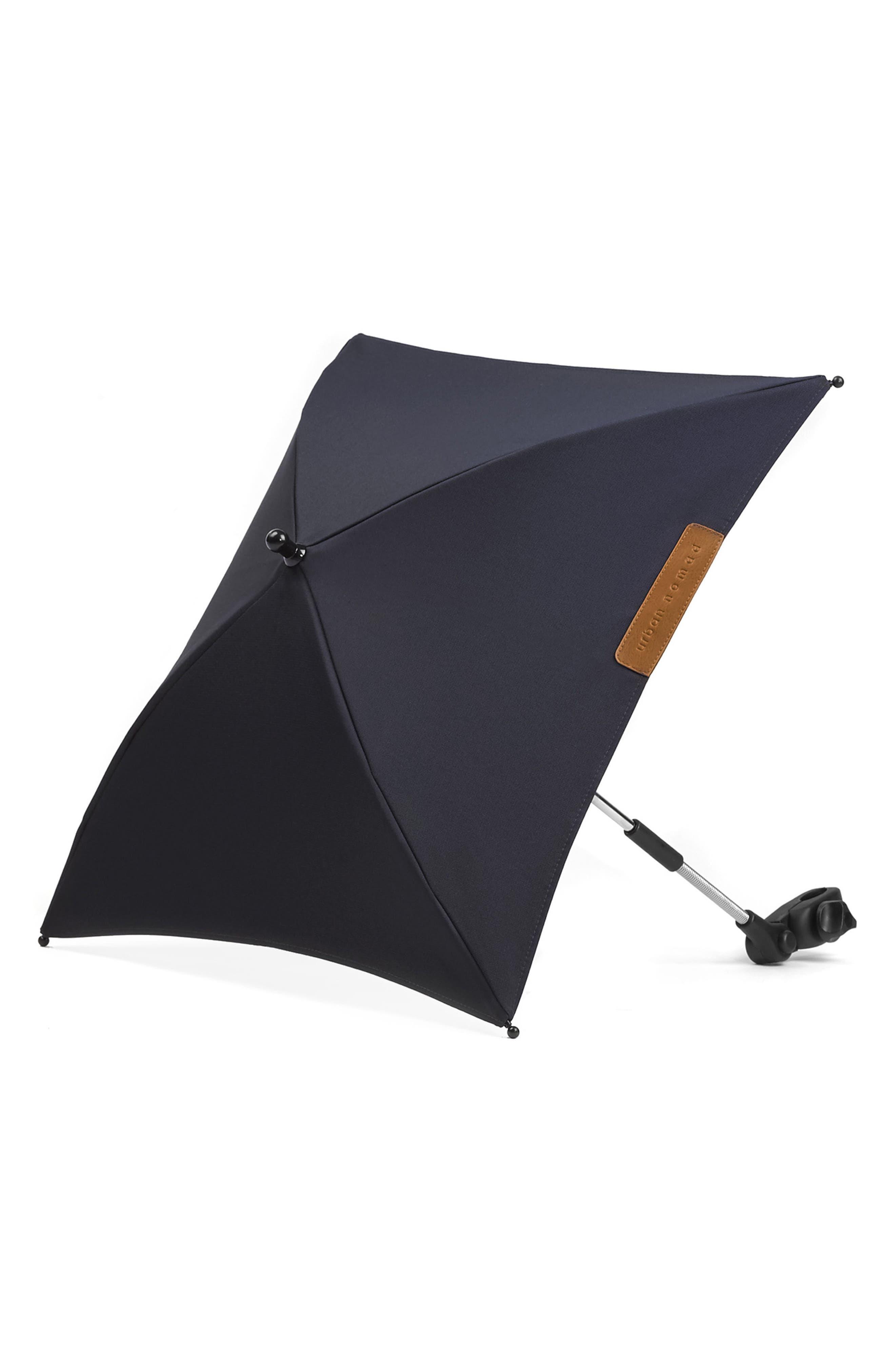 Evo - Urban Nomad Stroller Umbrella,                         Main,                         color, Blue
