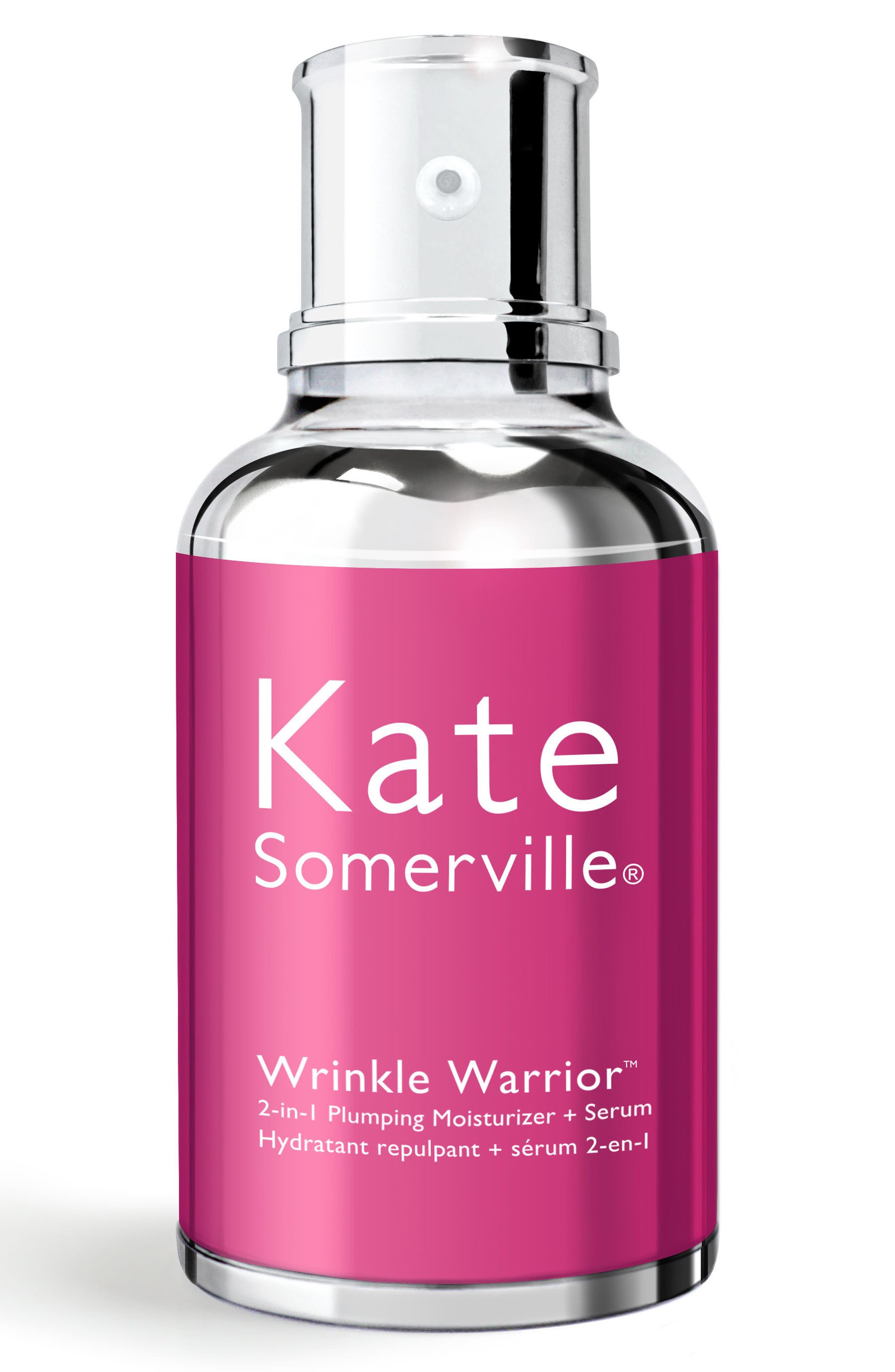 Kate Somerville® Wrinkle Warrior™ 2-in-1 Plumping Moisturizer + Serum