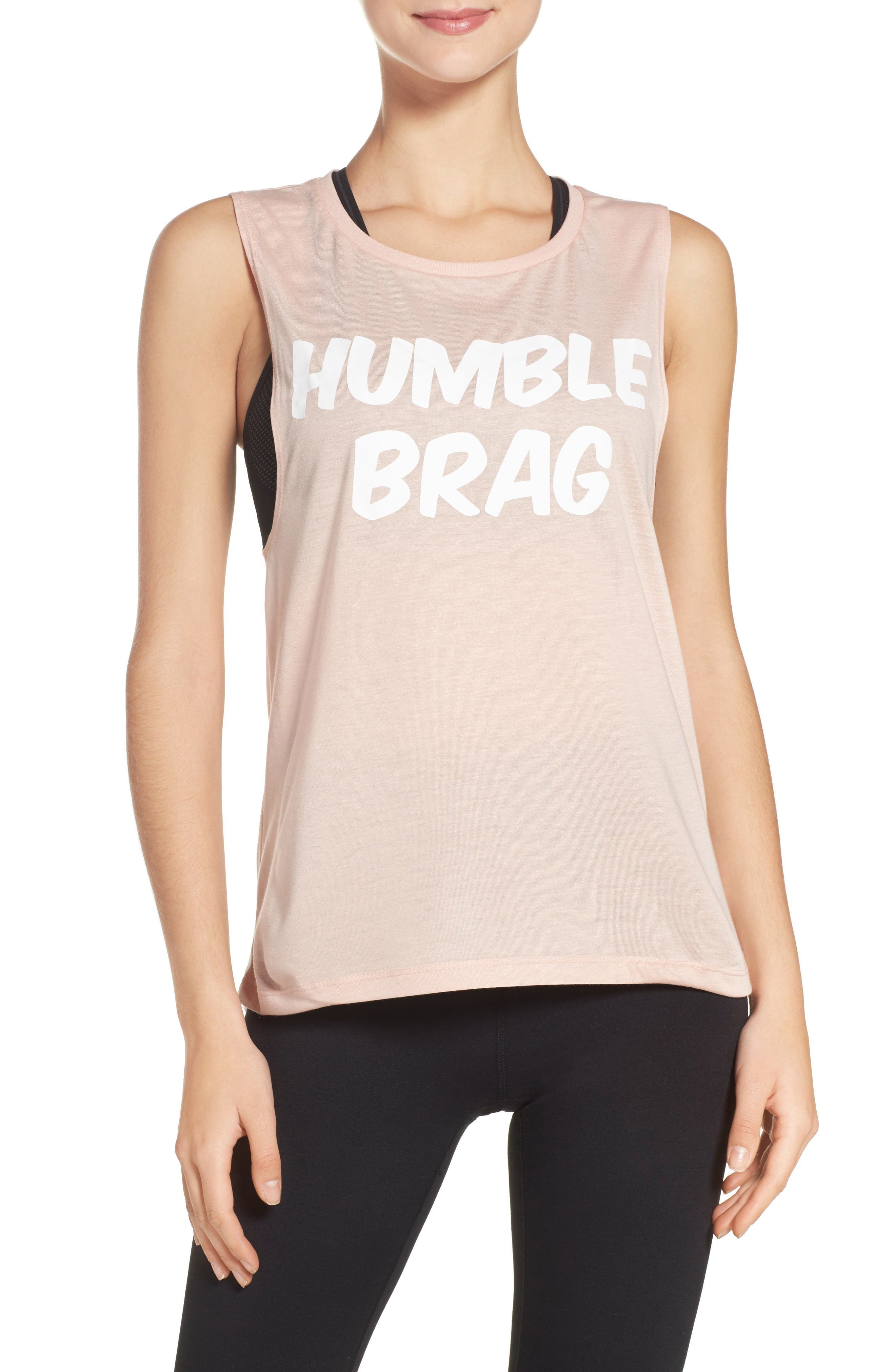 Private Party Humble Brag Tank