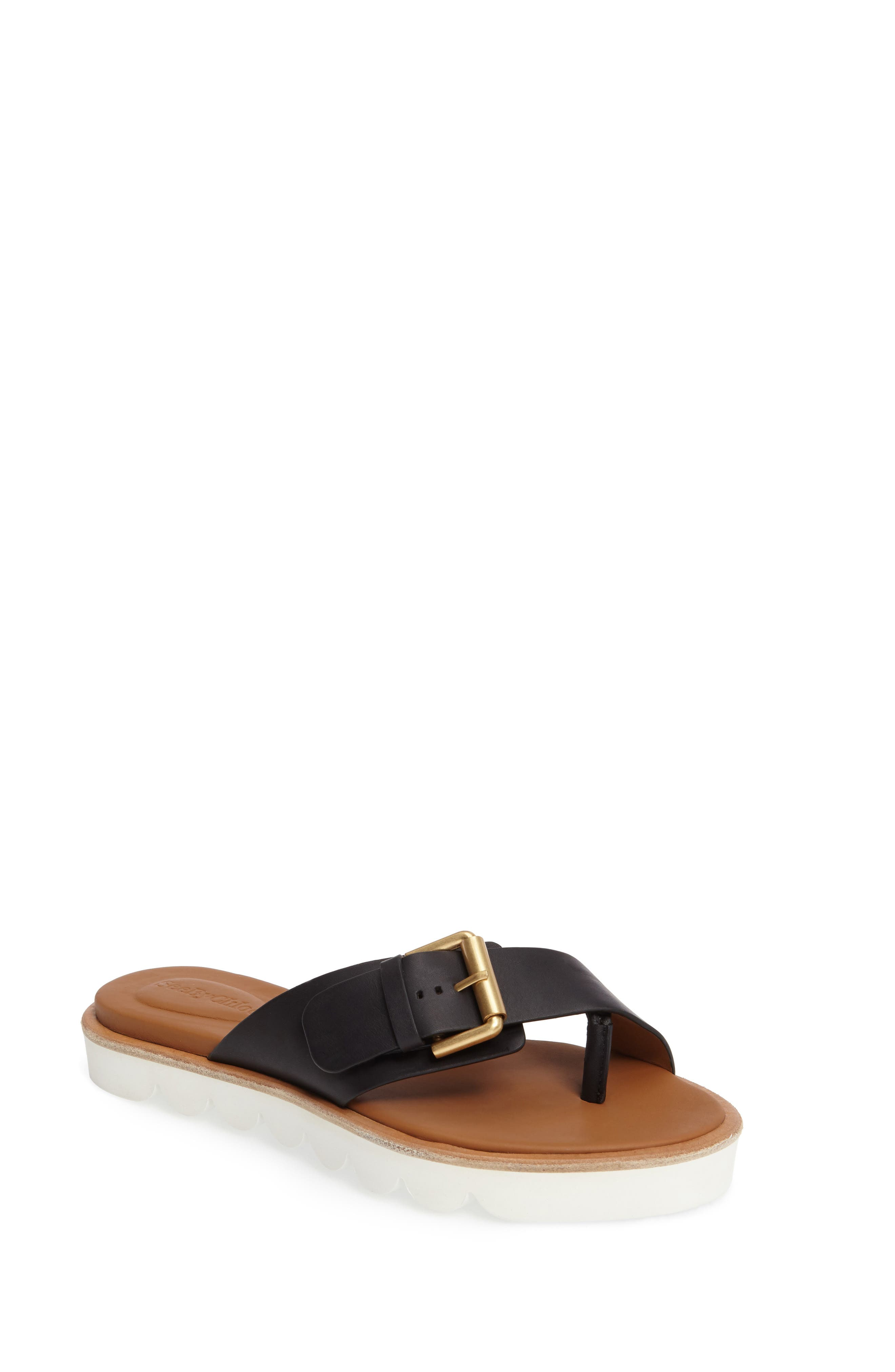 Main Image - See by Chloé Tiny Flip Flop (Women)