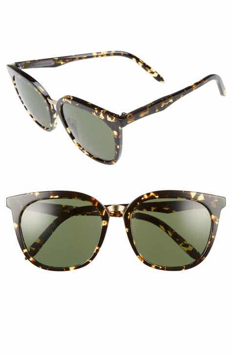 9eb4fbf3ea0 Victoria Beckham Combination Classic 56mm Sunglasses