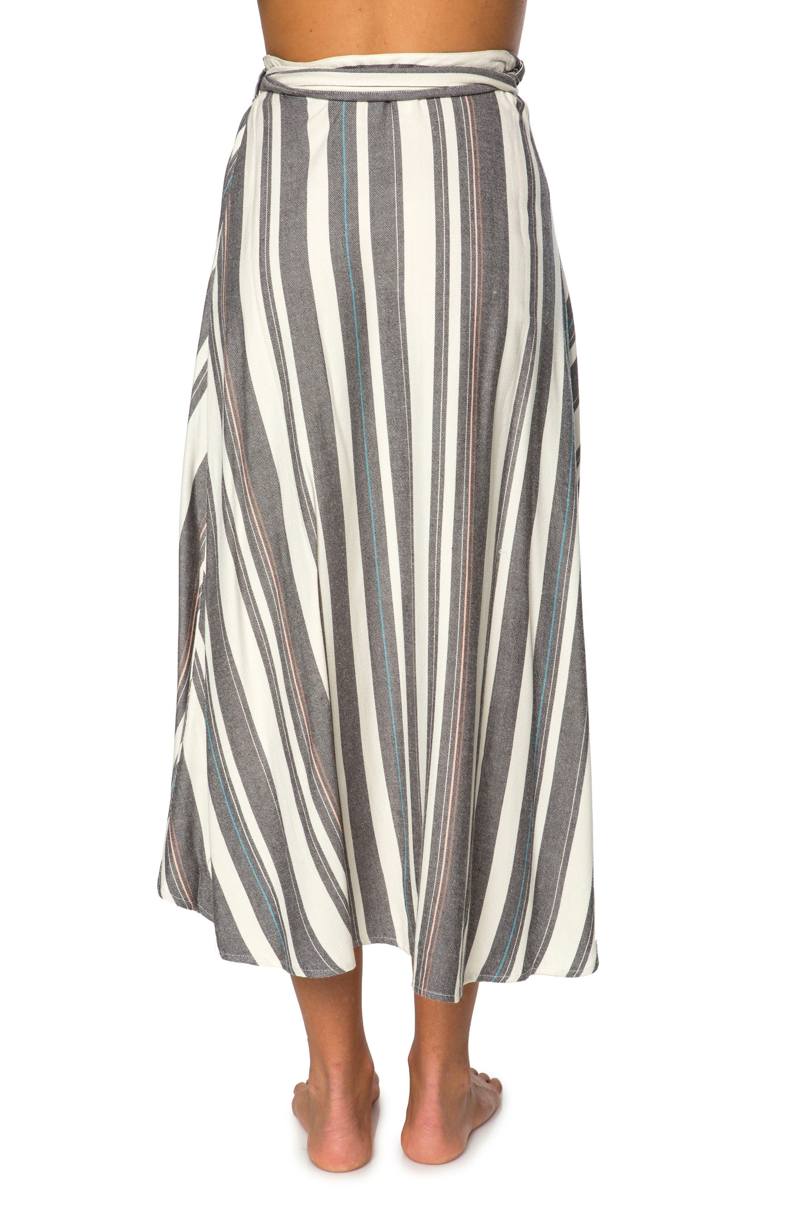 x Natalie Off Duty Savi Woven Skirt,                             Alternate thumbnail 2, color,                             Multi Color