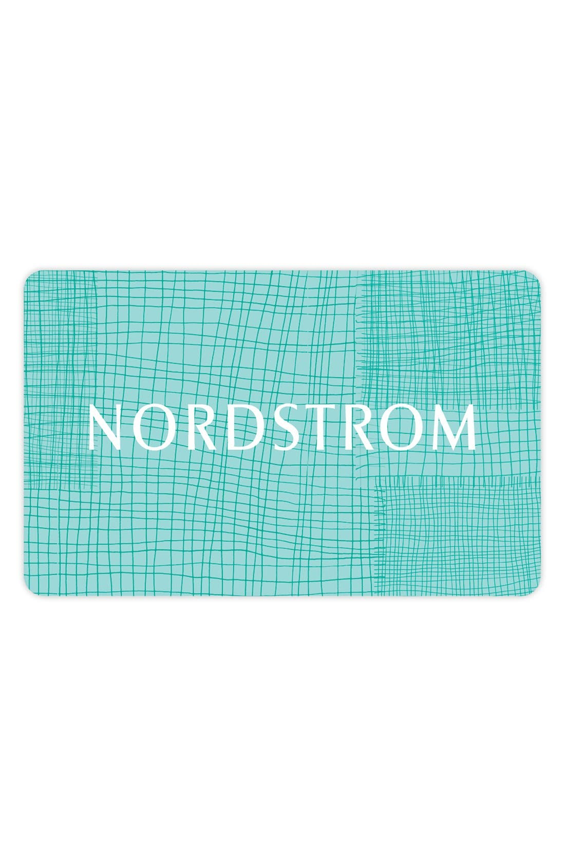 Nordstrom Woven Gift Card