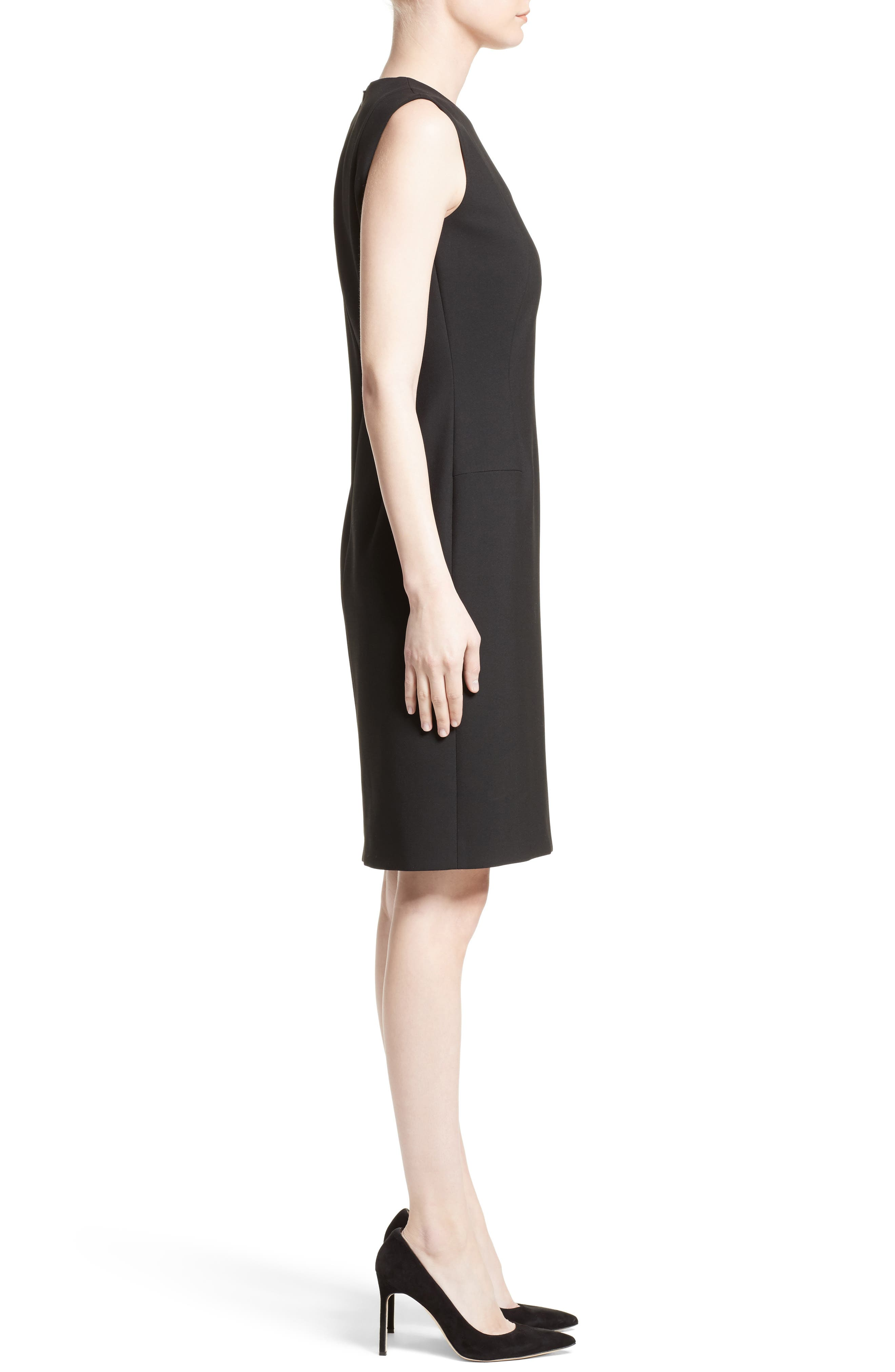 Alternate Image 4  - BOSS Demisana Sheath Dress (Regular & Petite)