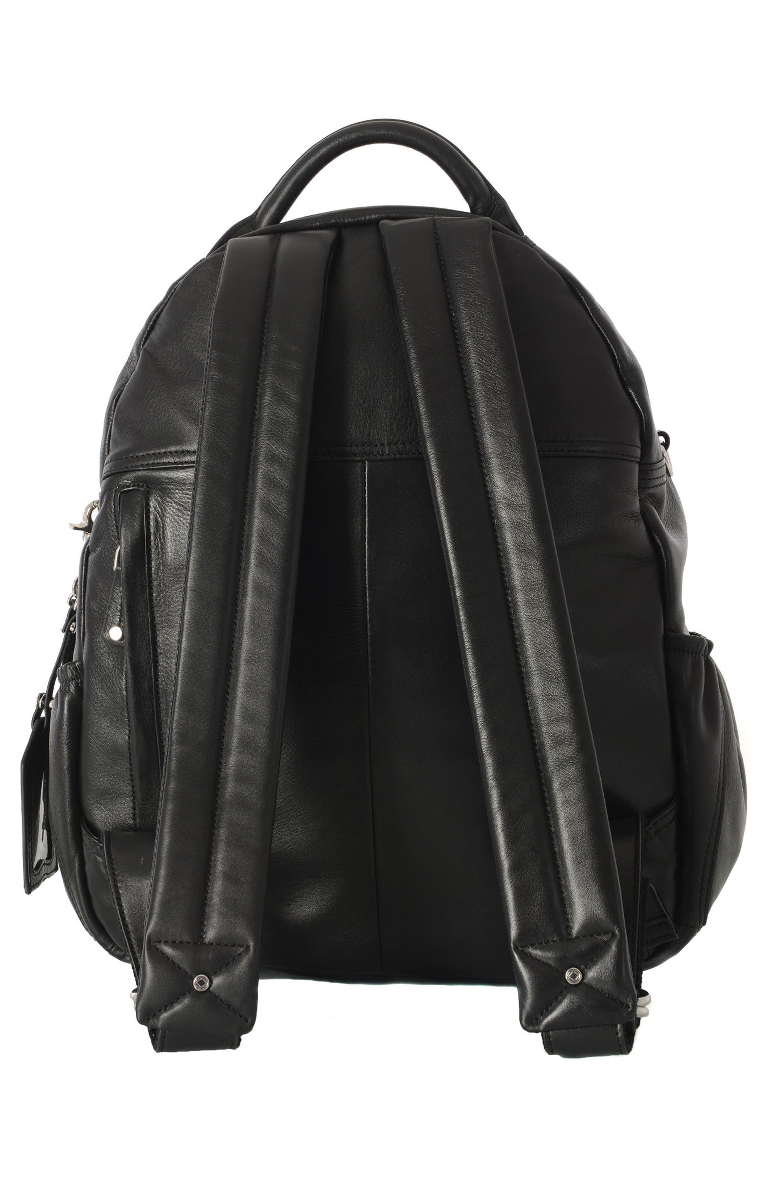 Alternate Image 2  - Kerikit Joy Studded Diaper Backpack