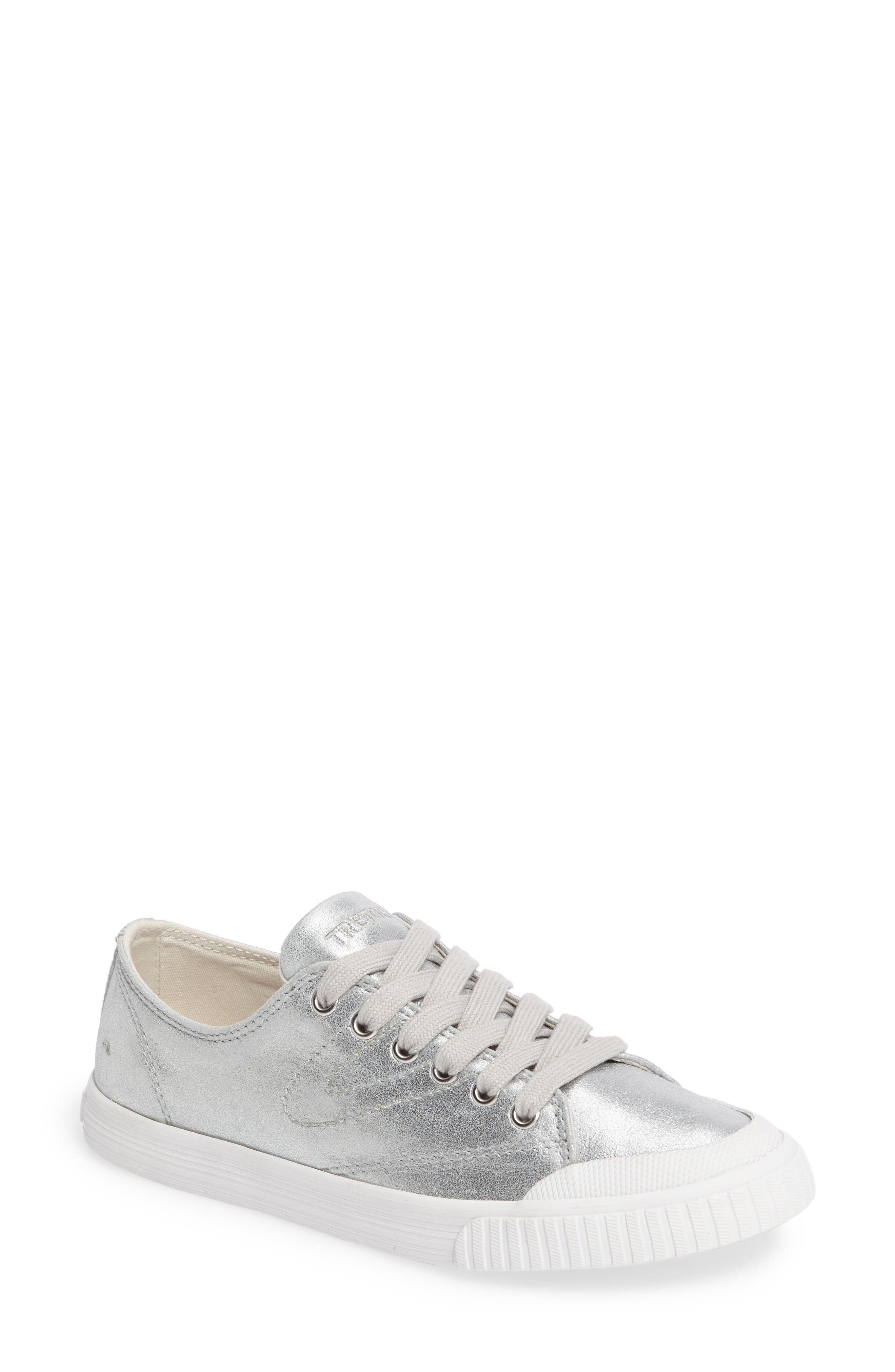 Marley Sneaker,                         Main,                         color, Silver
